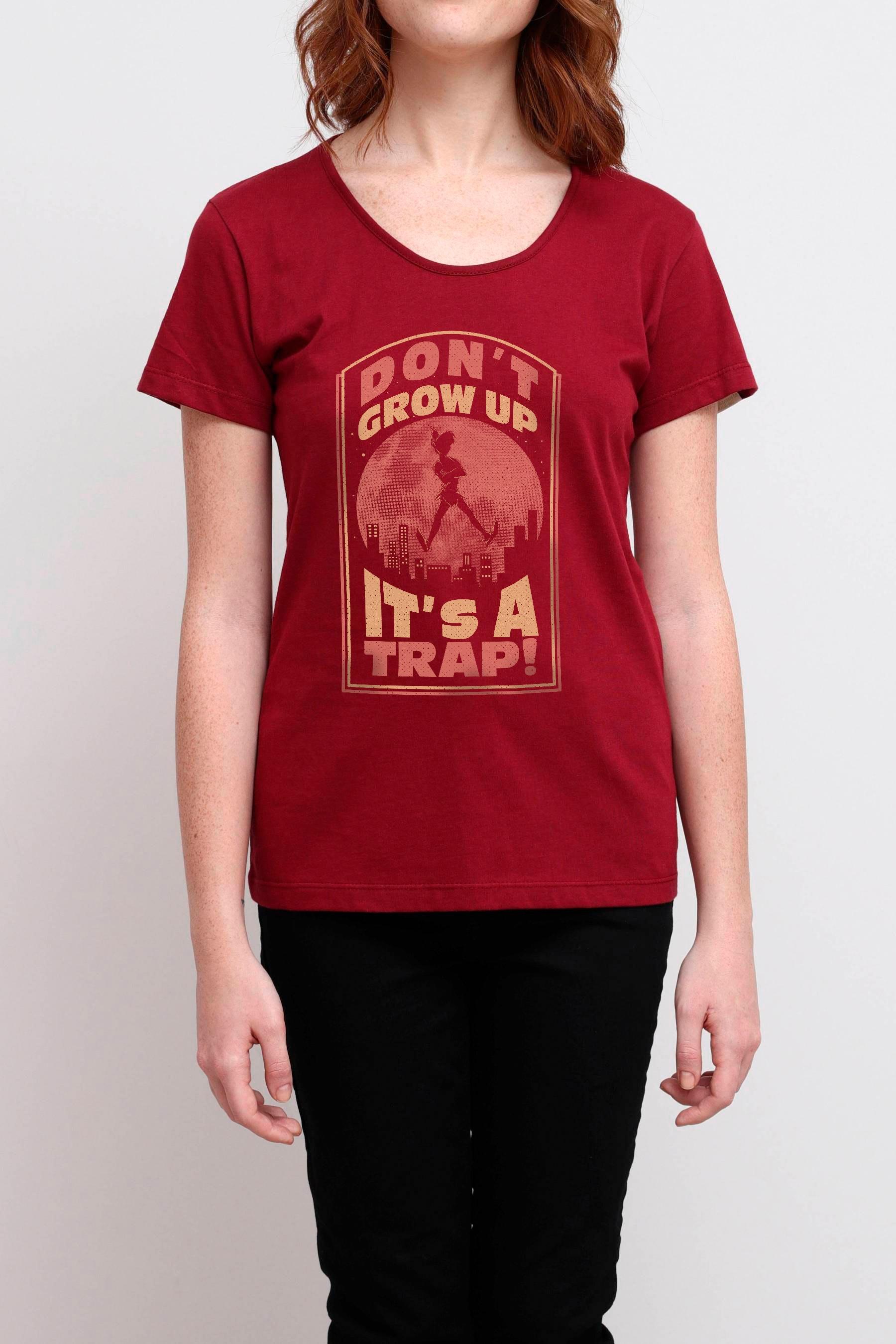 Camiseta Don&squo;t Grow Up