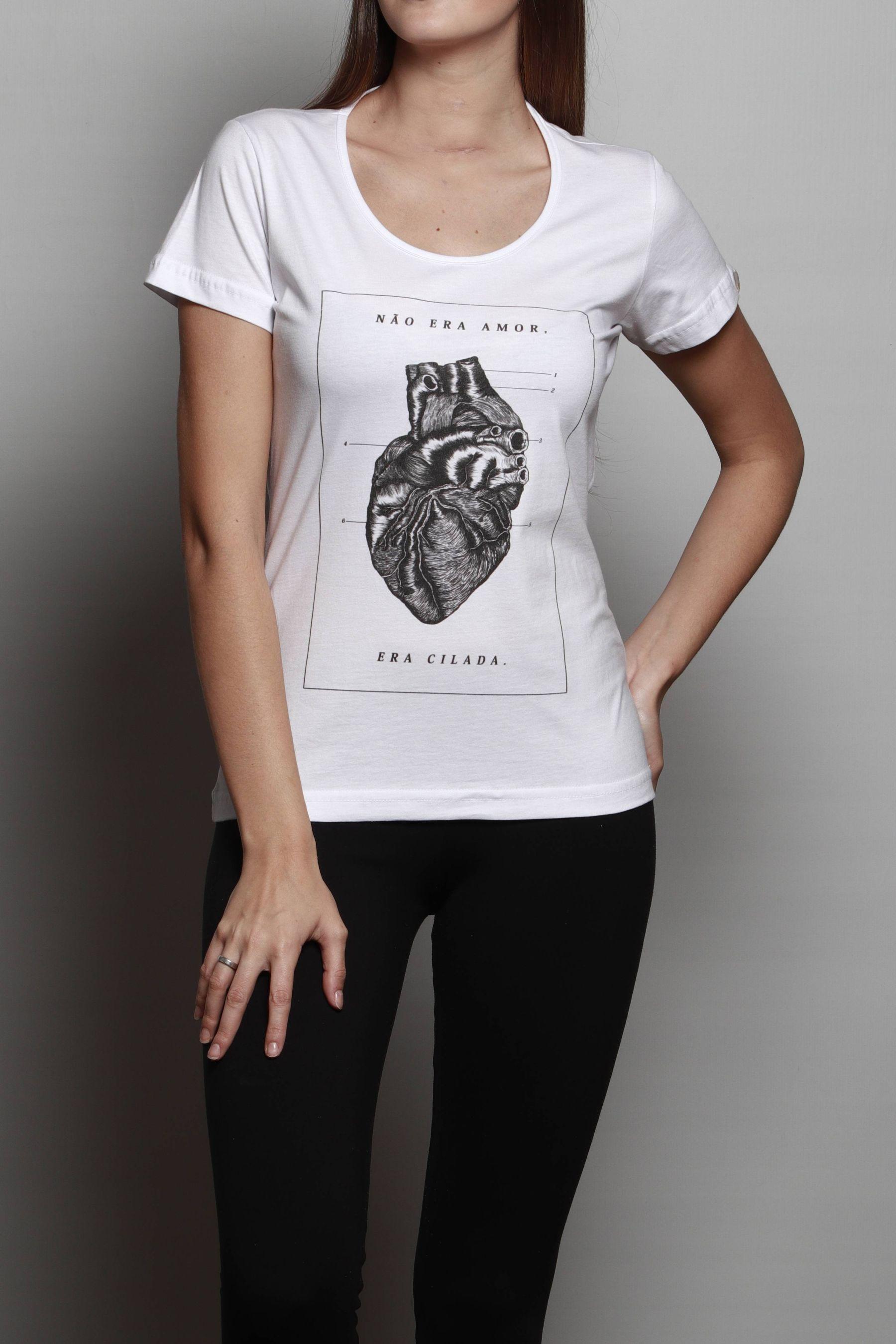 Camiseta Cilada
