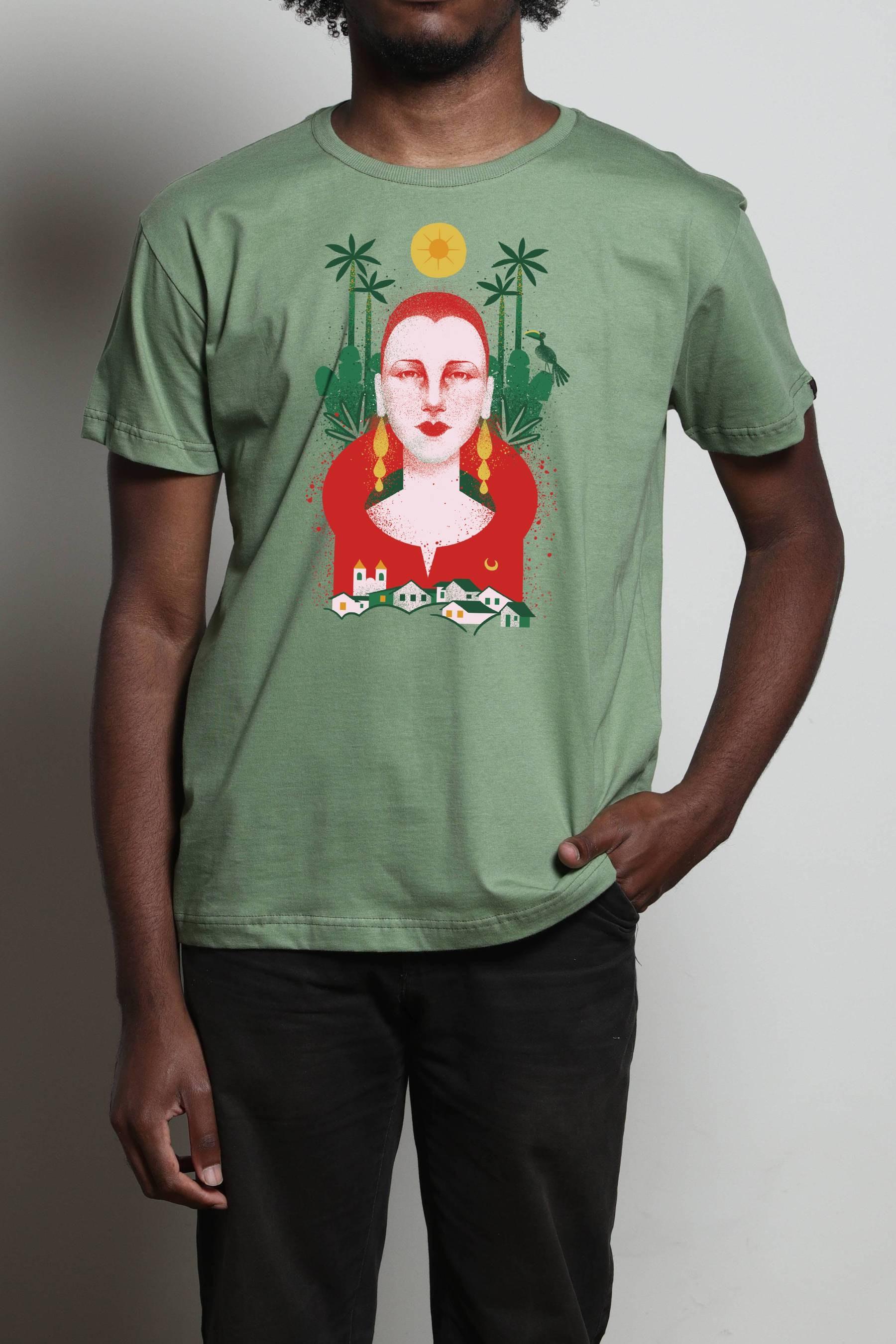 Camiseta Tarsila
