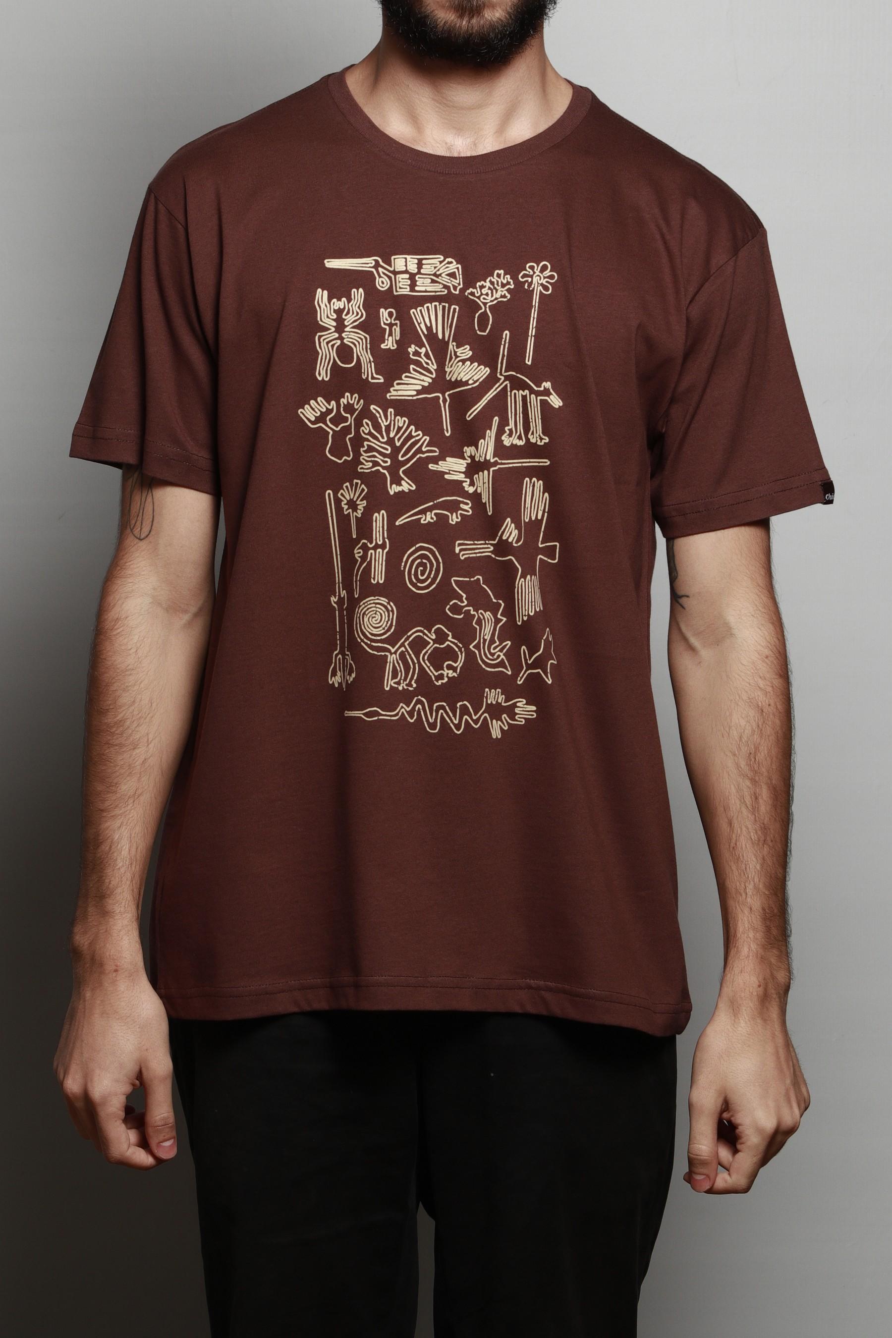 Camiseta Nazca