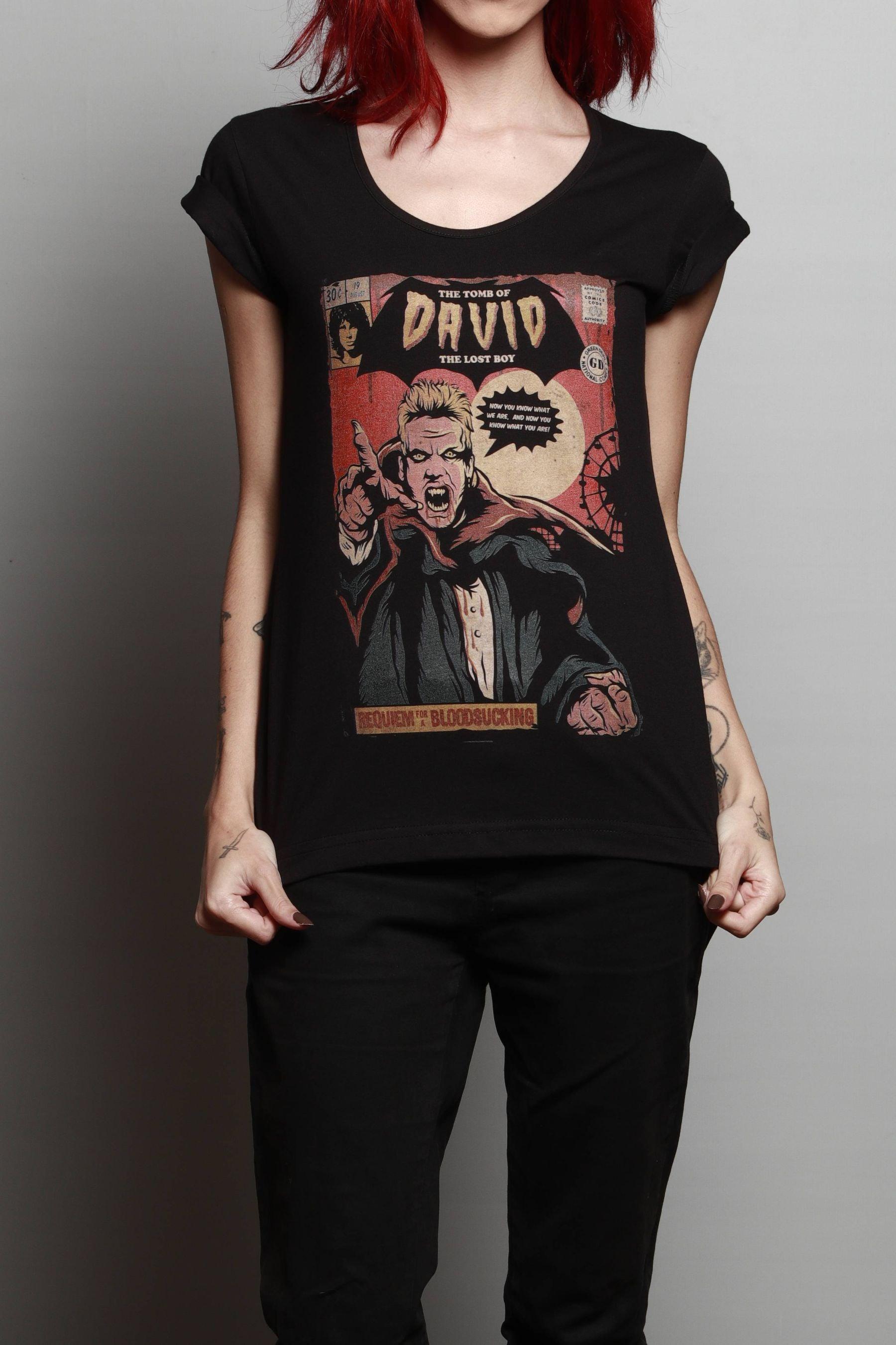 Camiseta The Tomb Of David