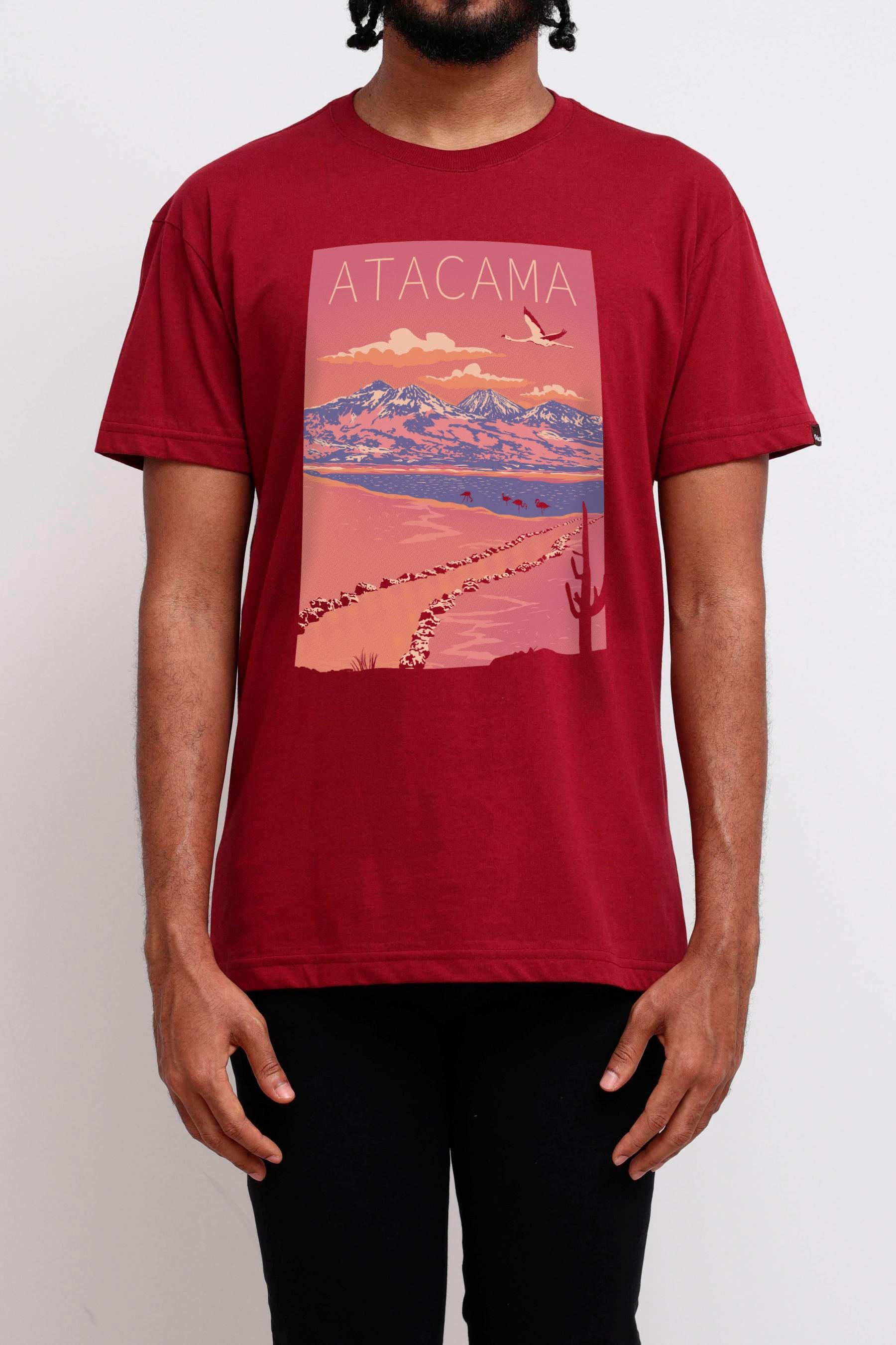 Camiseta Atacama