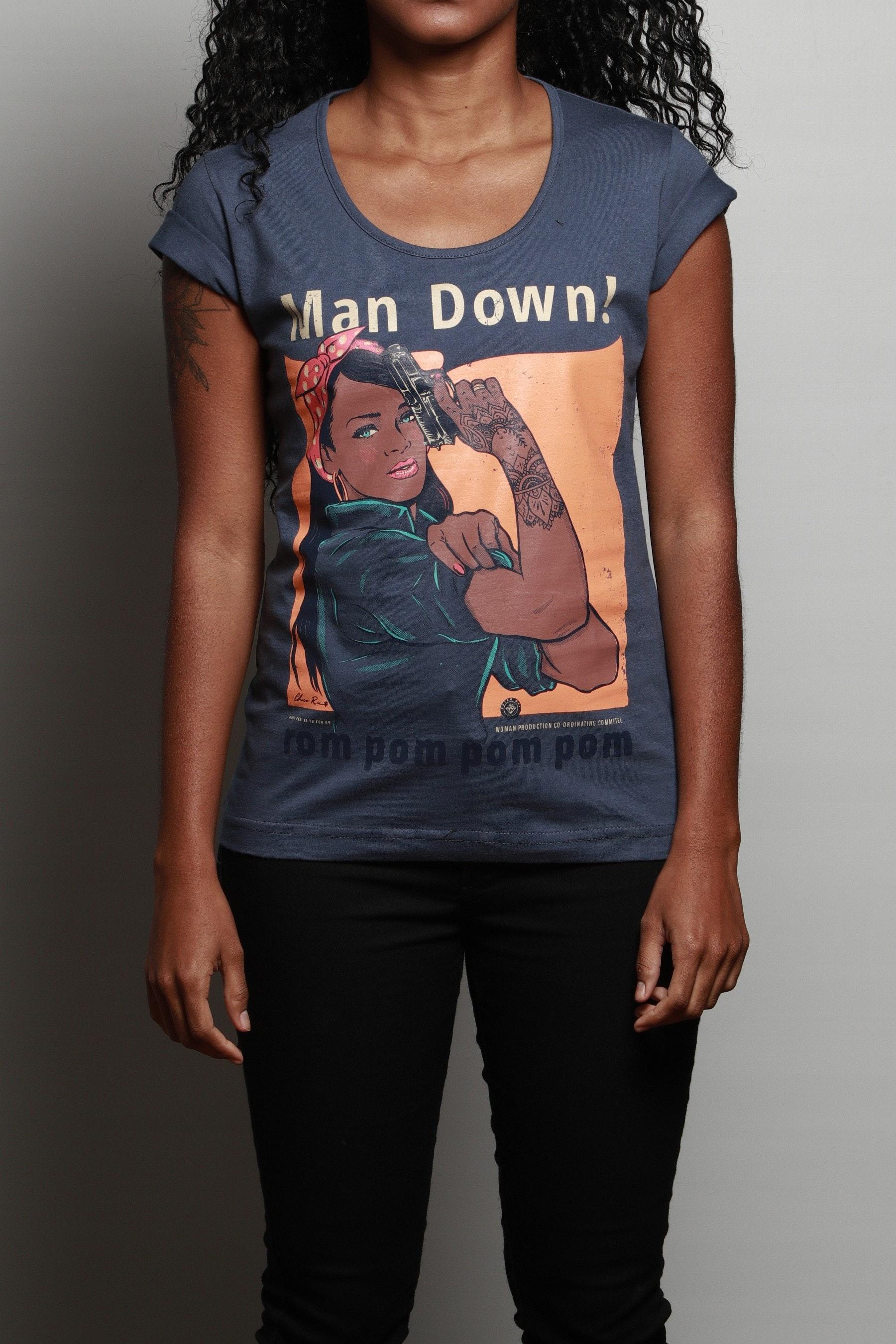 Camiseta Man Down