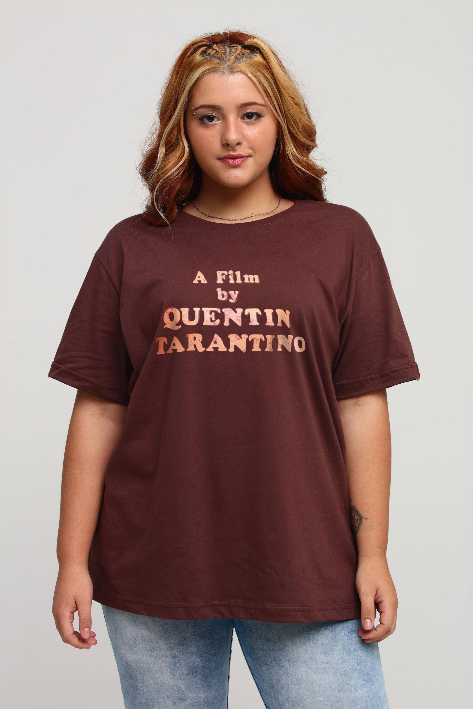 Camiseta Directed By Tarantino