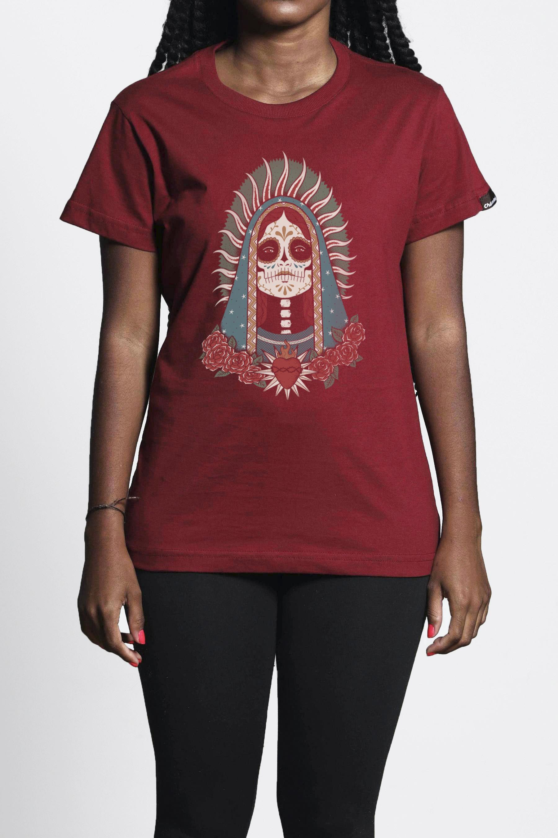 Camiseta Santa Muerte