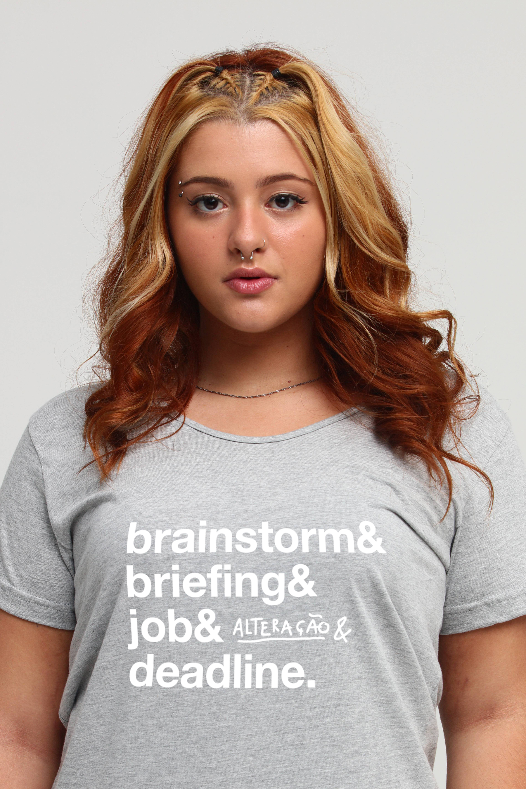 Camiseta Deadline