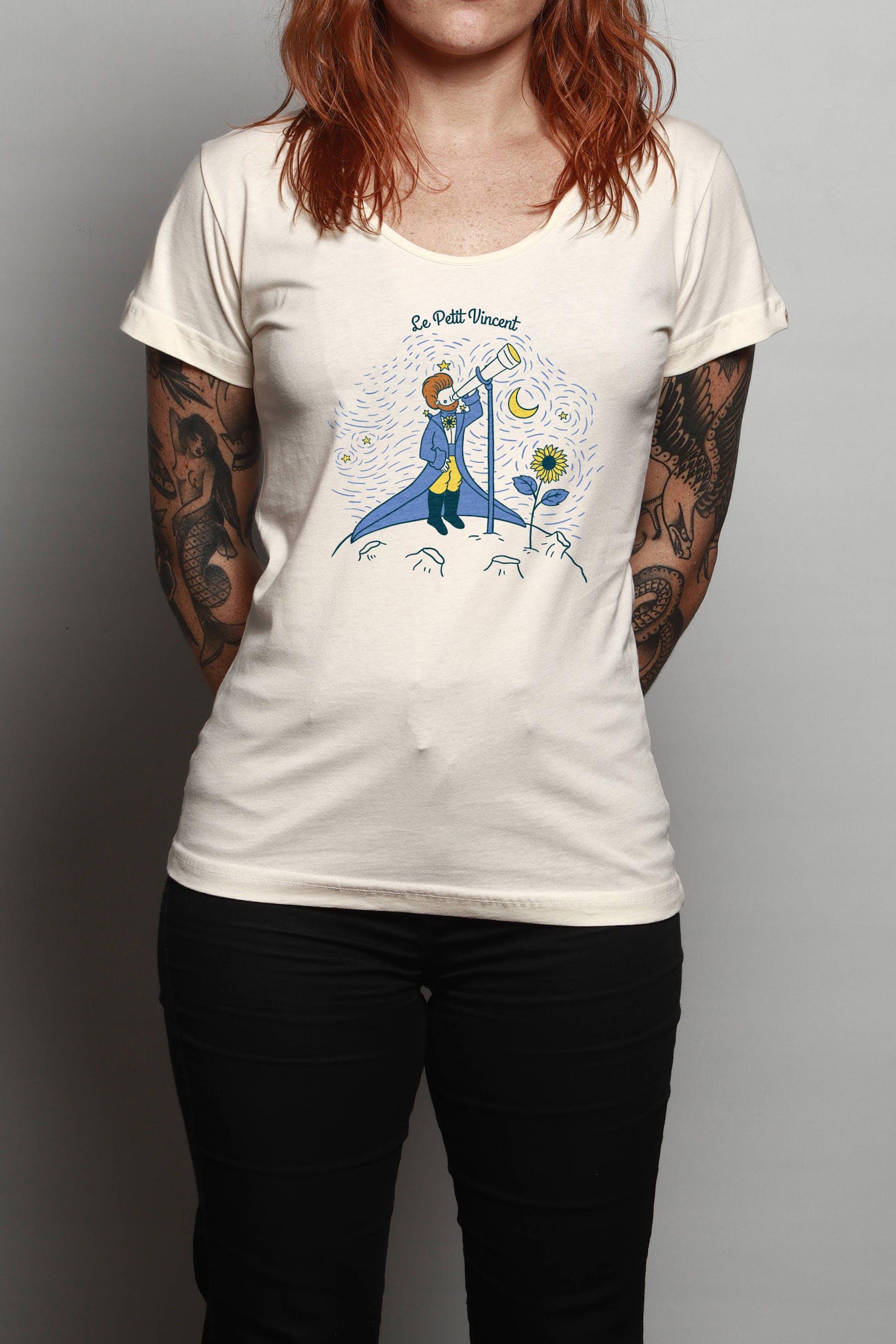 Camiseta Le Petit Vincent