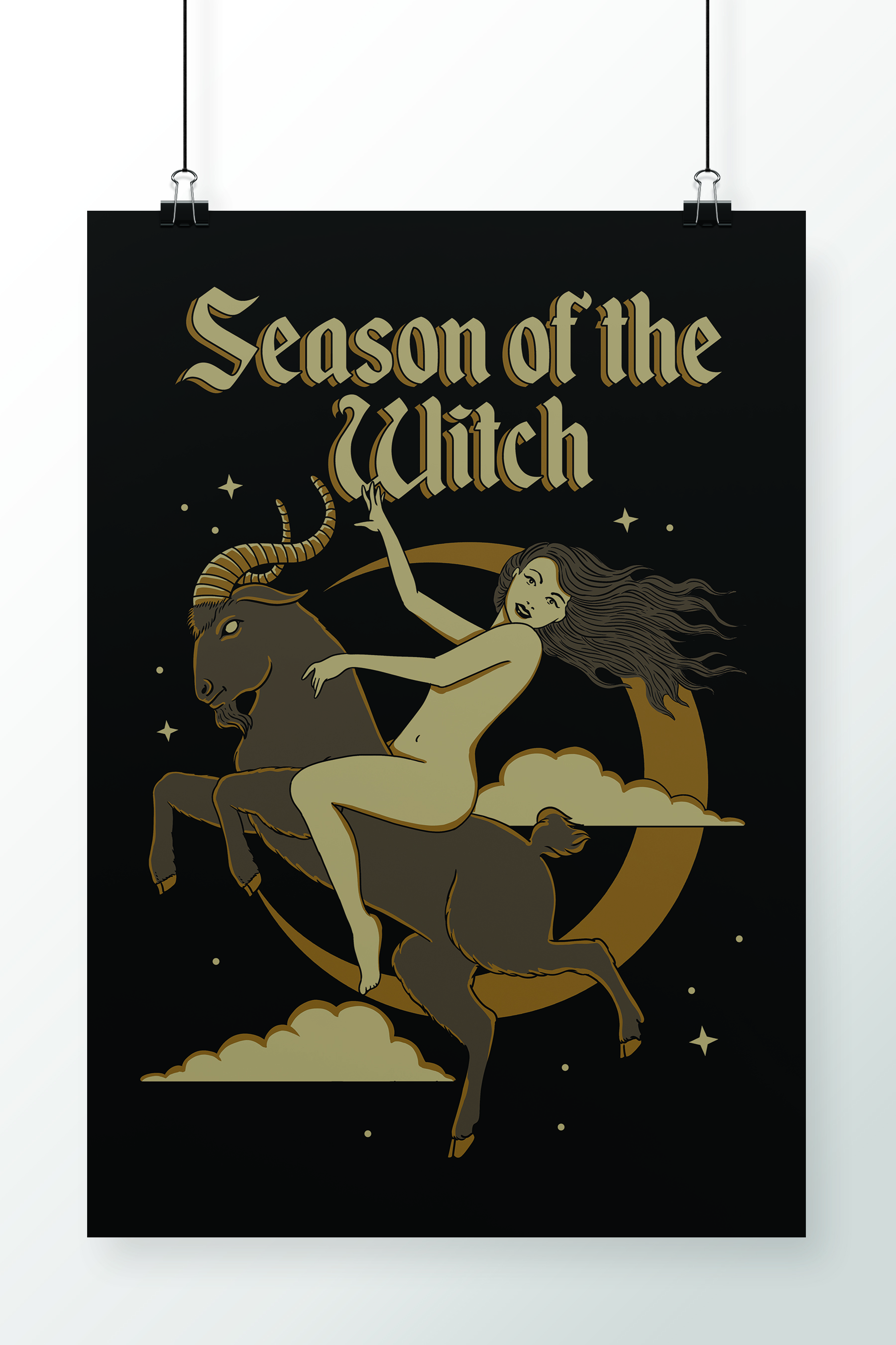 Poster Season Of The Witch