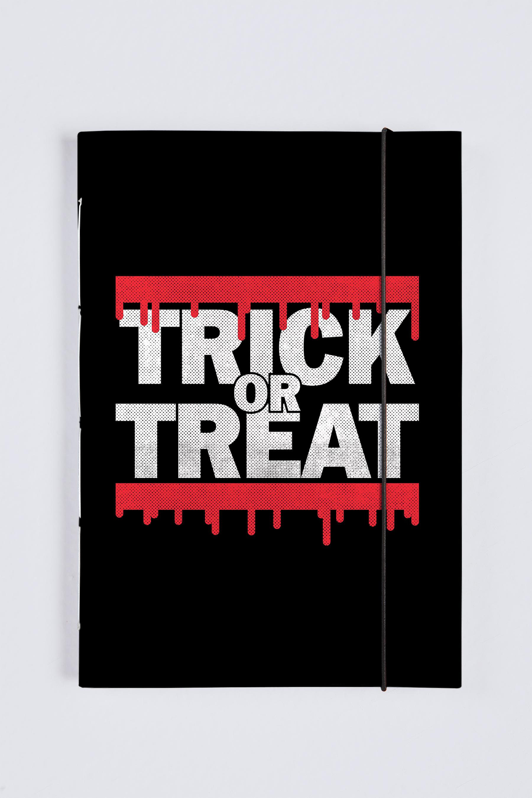 Sketchbook Trick Or Treat