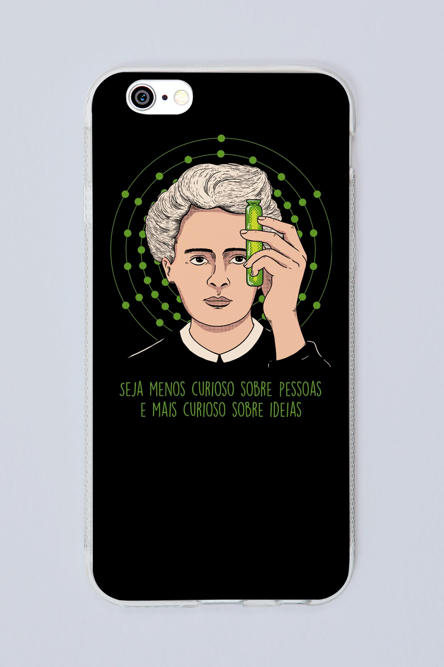 Capa Marie Curie
