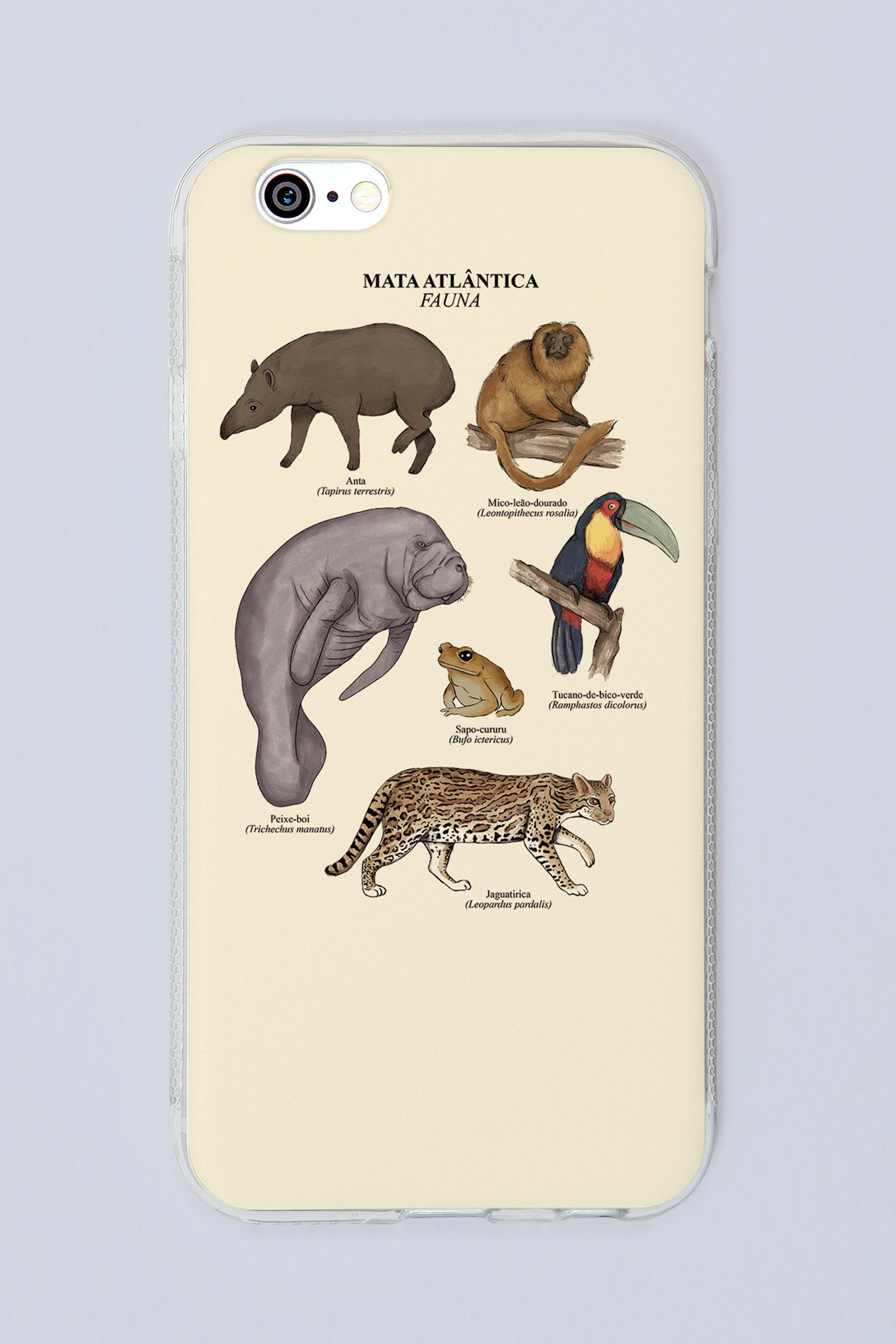 Capa Fauna
