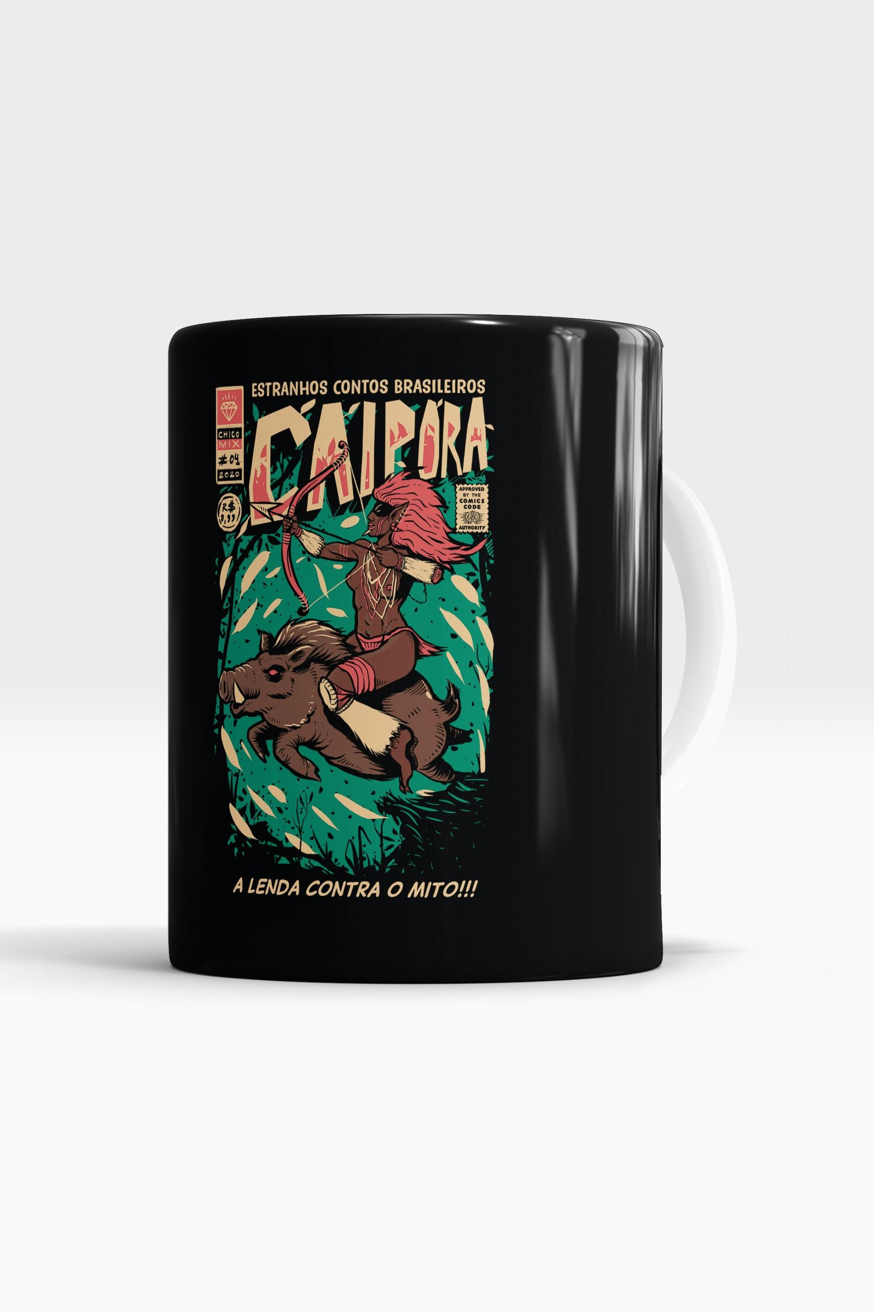 Caneca Caipora