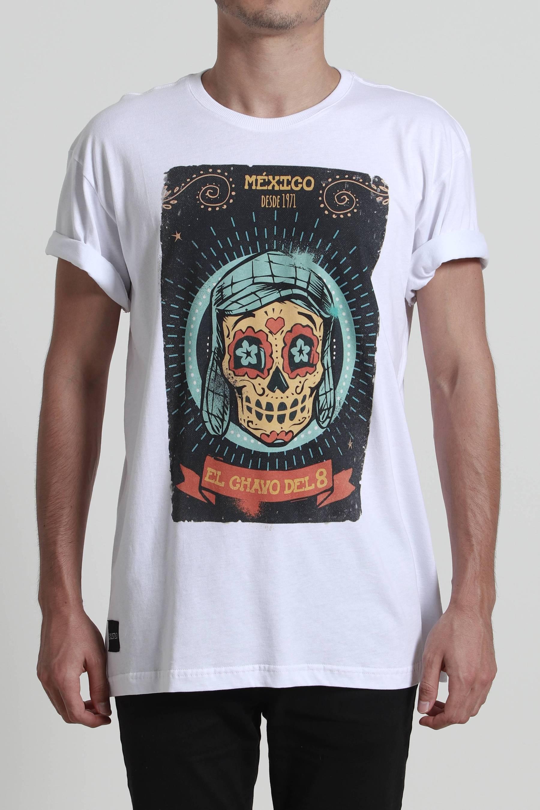 Camiseta El Chavo Calavera