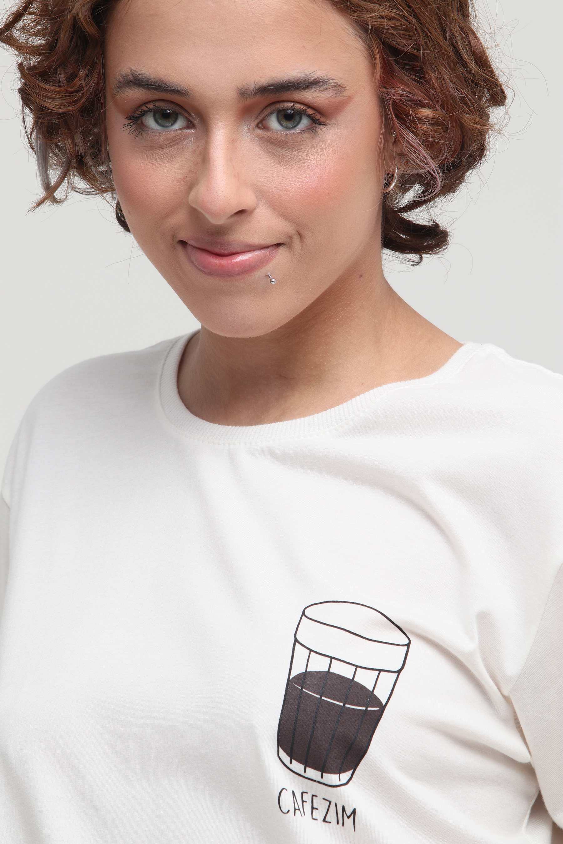 Camiseta Cafezim
