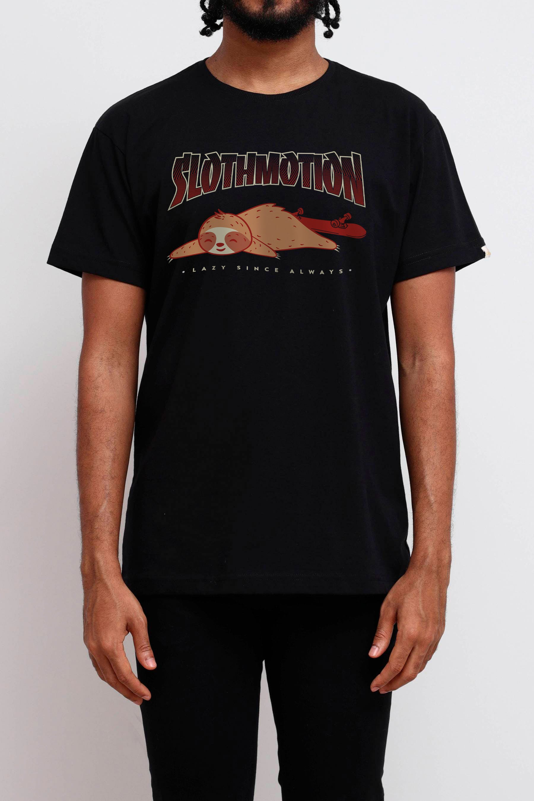 Camiseta Sloth Motion