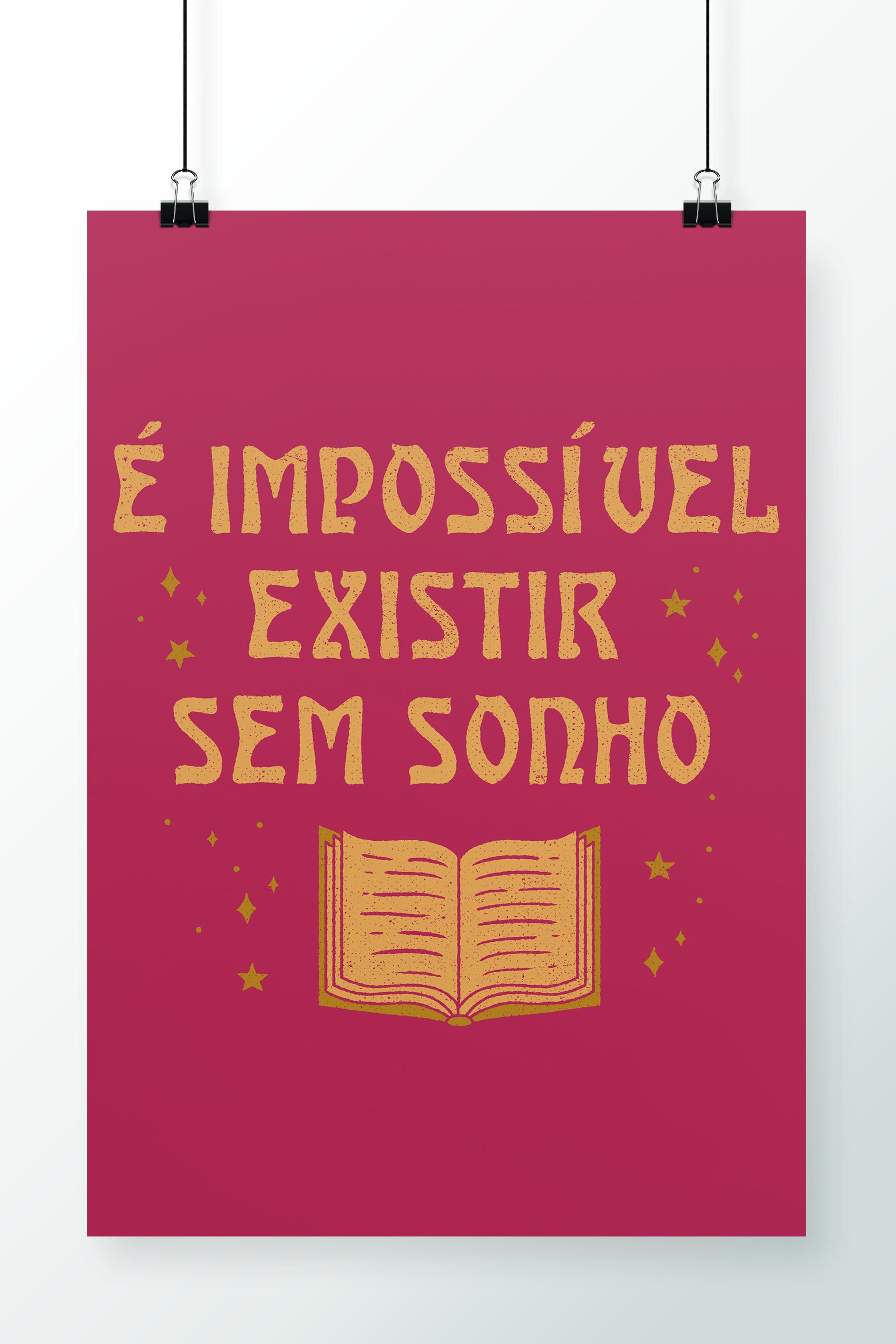 Poster Sonho