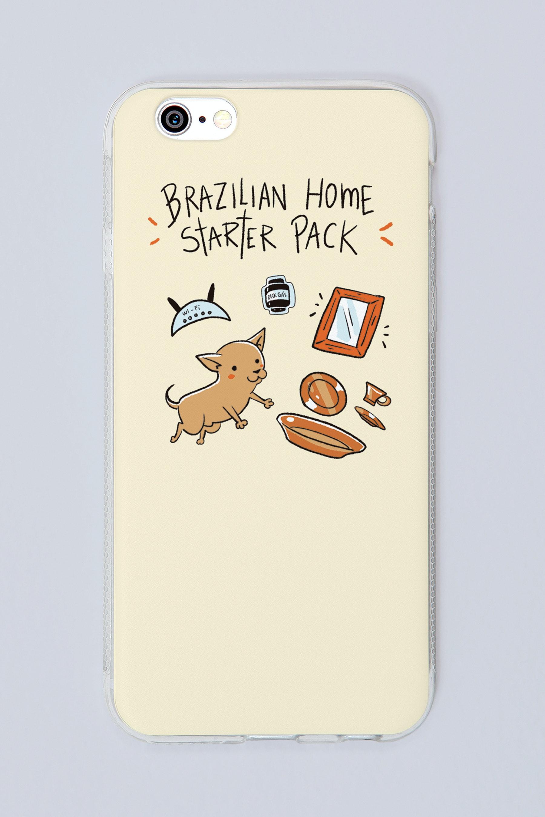 Capa Brazilian Starter Pack