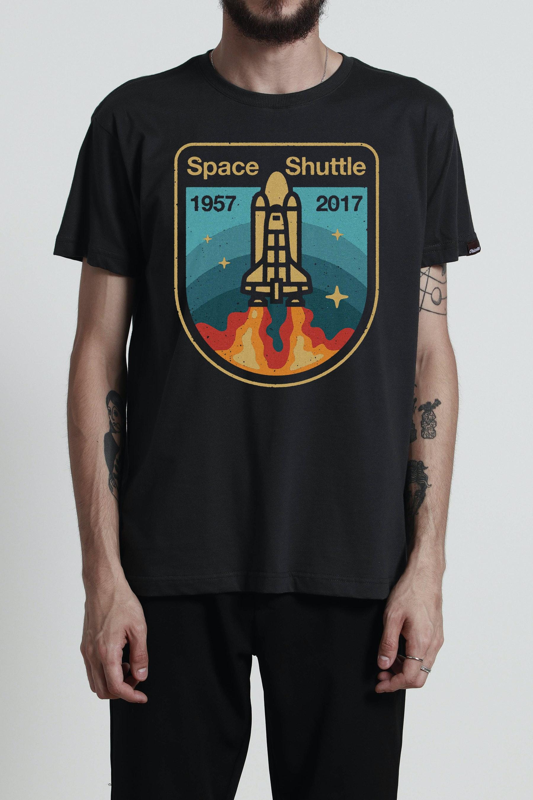 Camiseta Space Shuttle