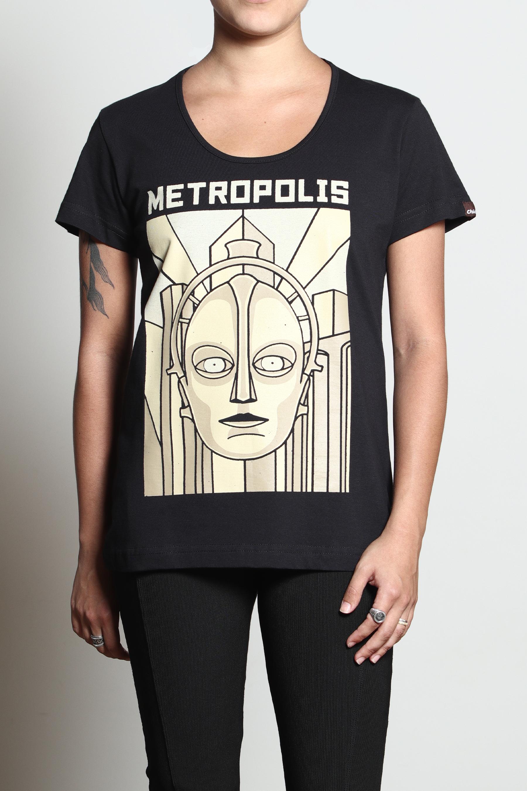 Camiseta Metropolis