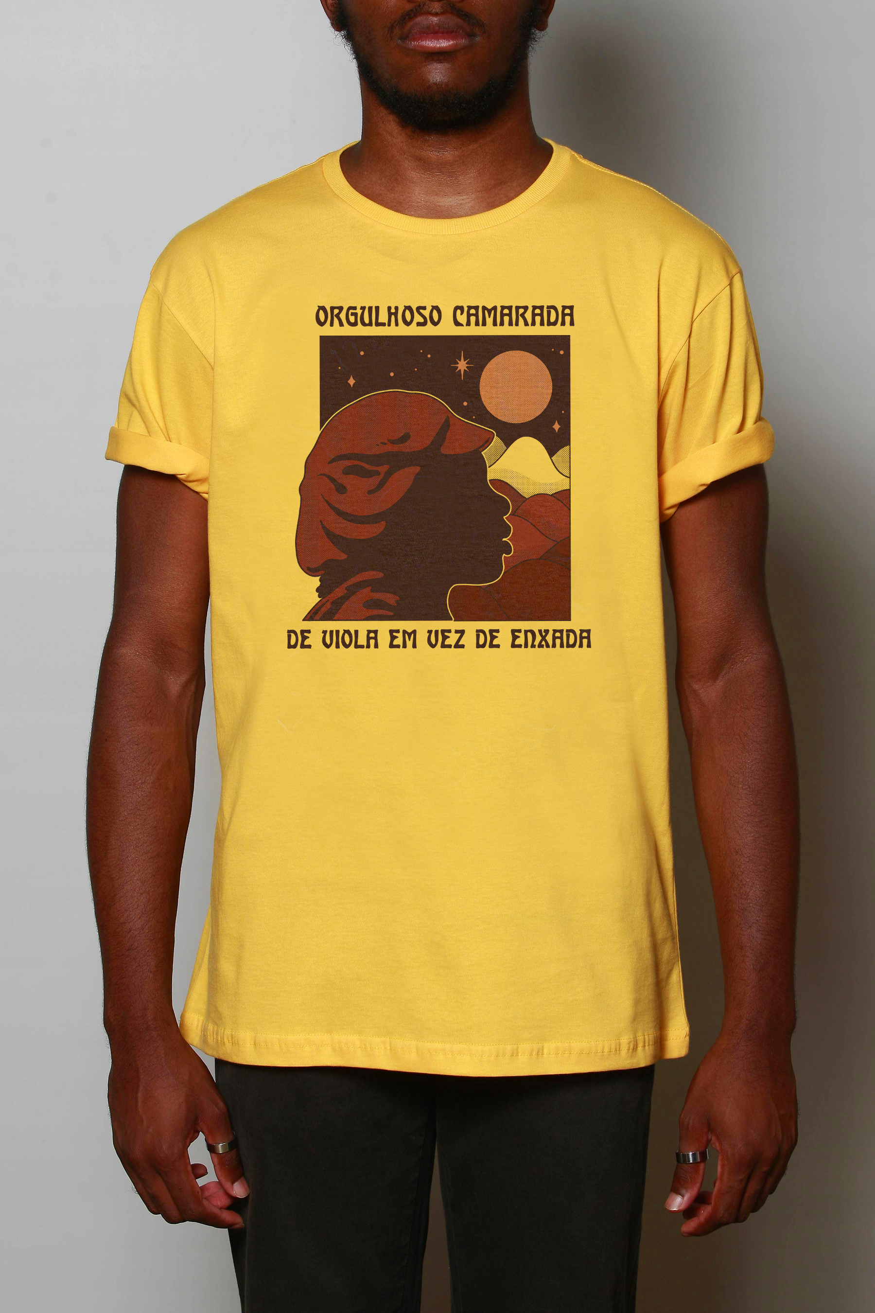 Camiseta Morro Velho