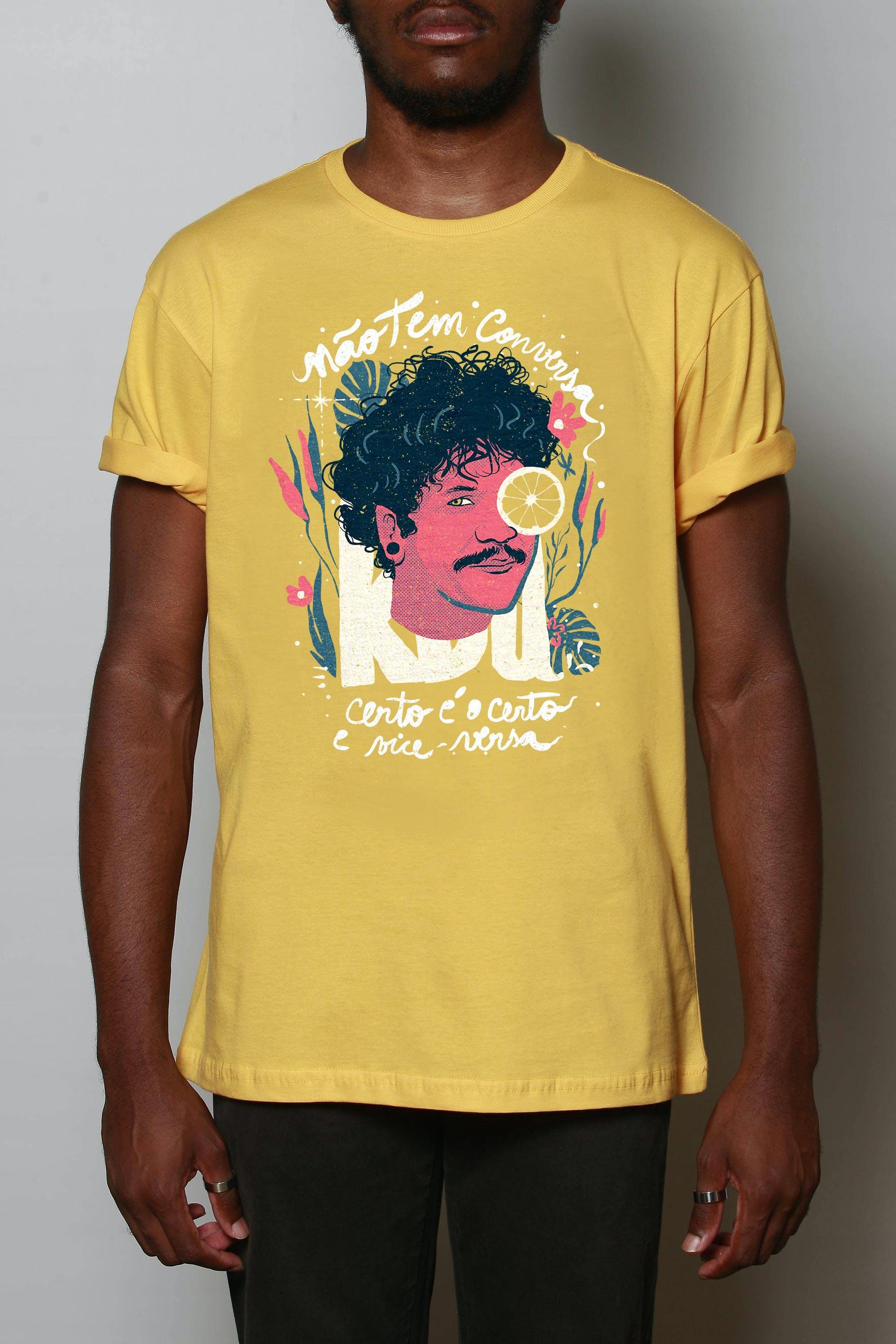 Camiseta Vice-Versa