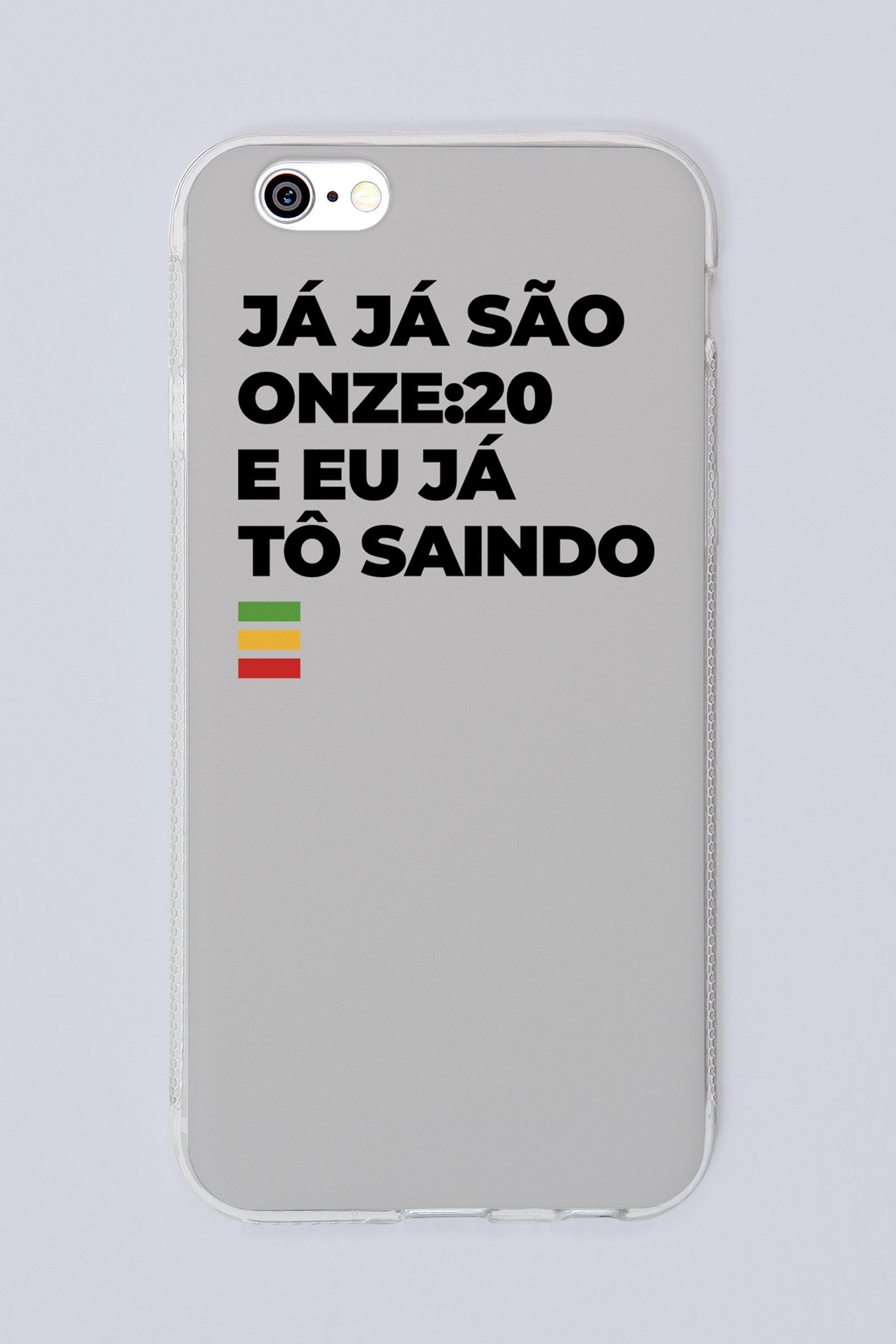 Capa Já São Onze:20