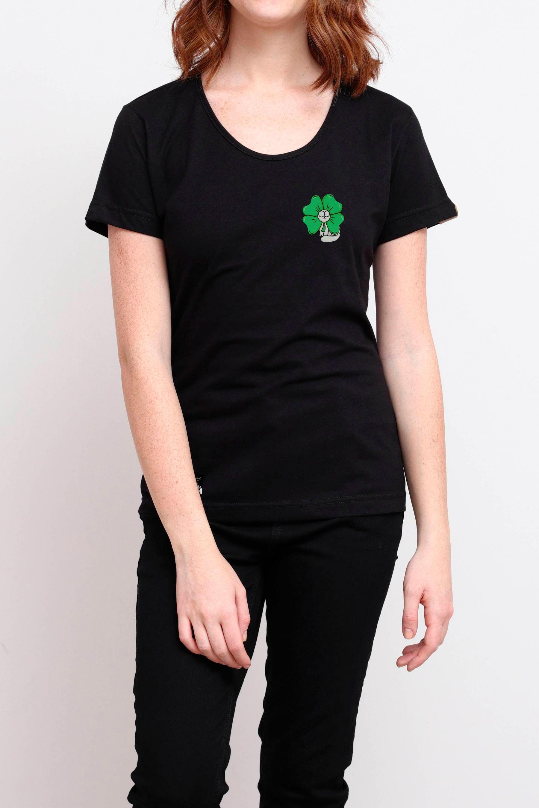 Camiseta Four Leaf Clover