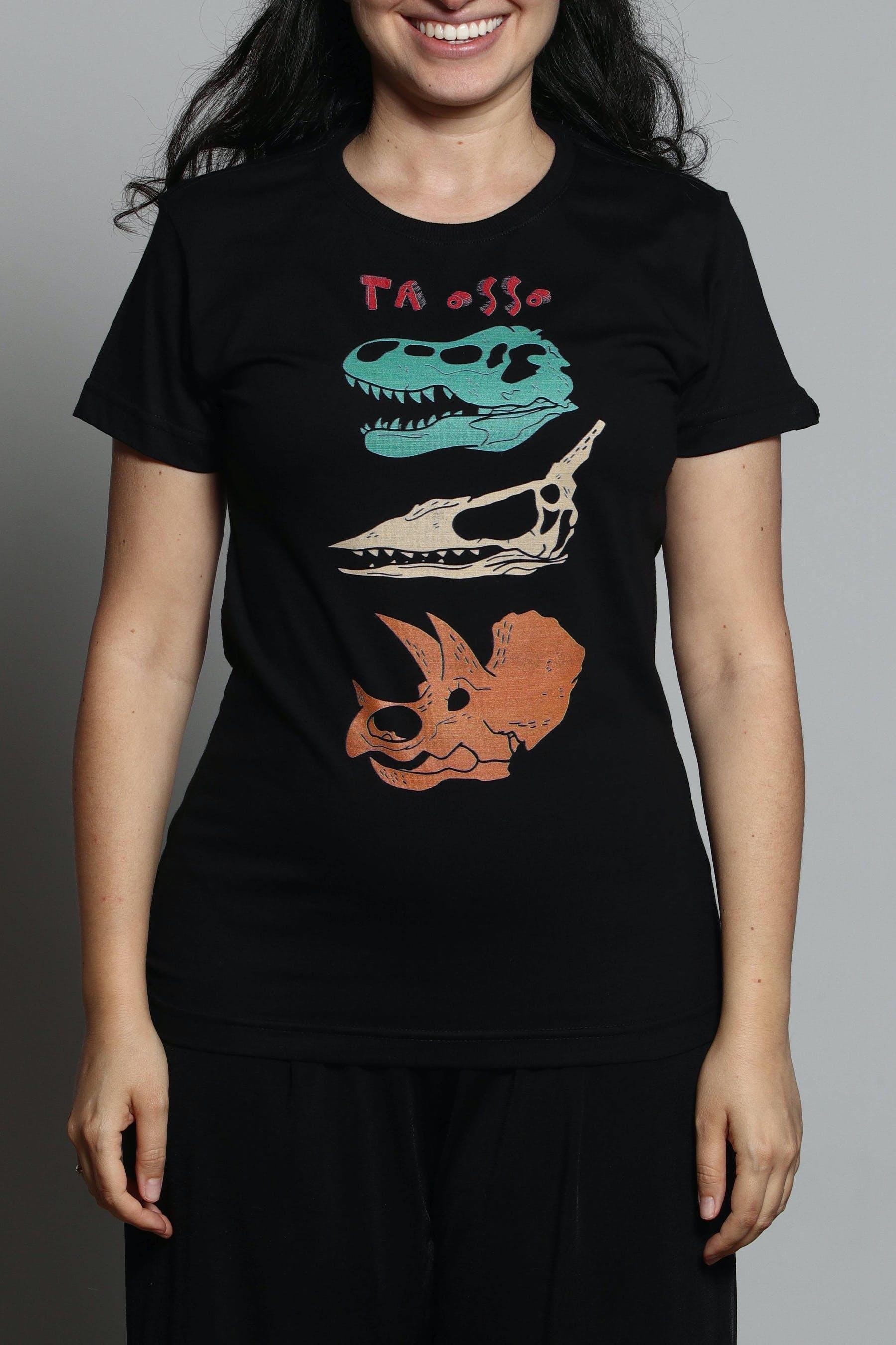 Camiseta Ta Osso