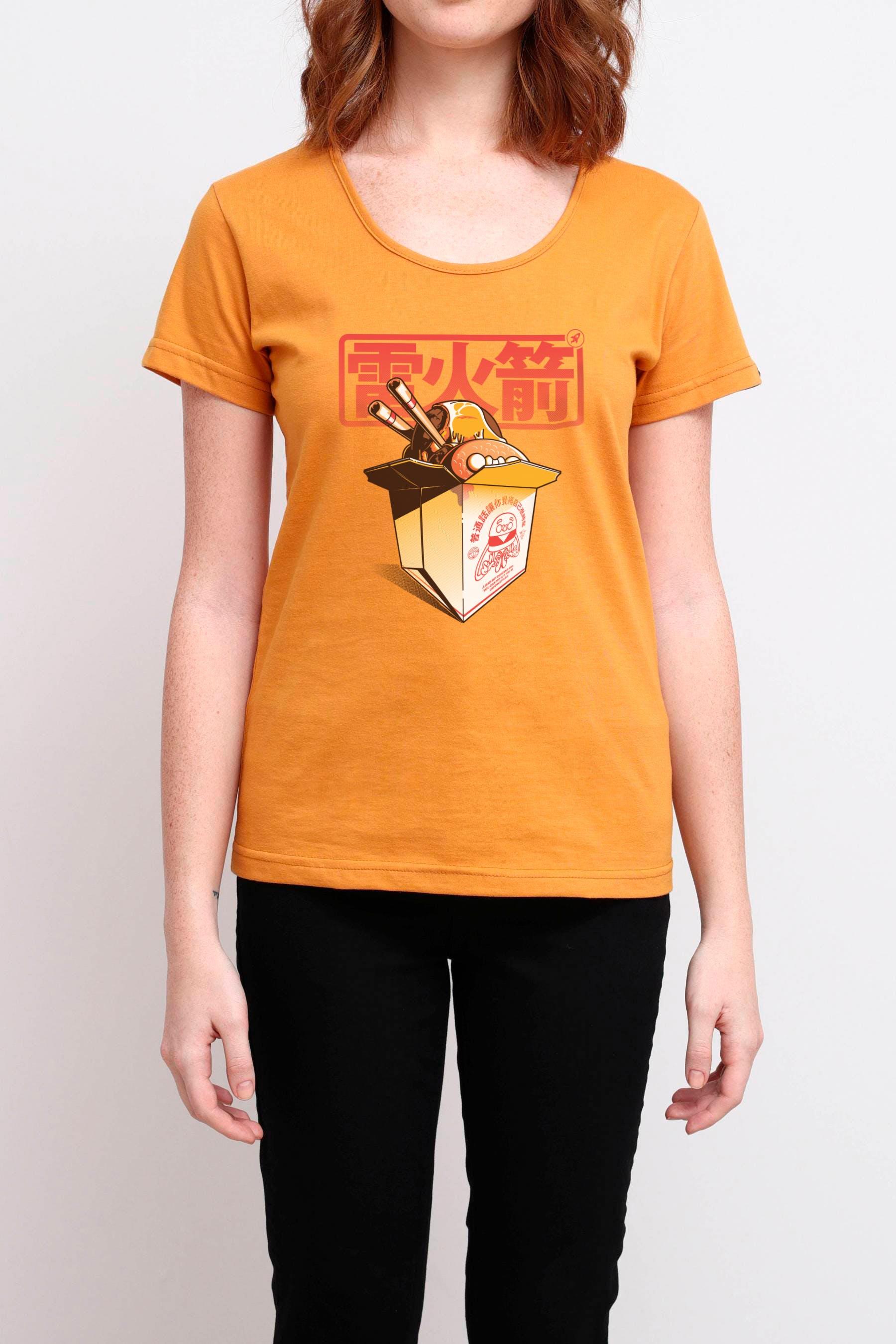 Camiseta Unboxing Burguer
