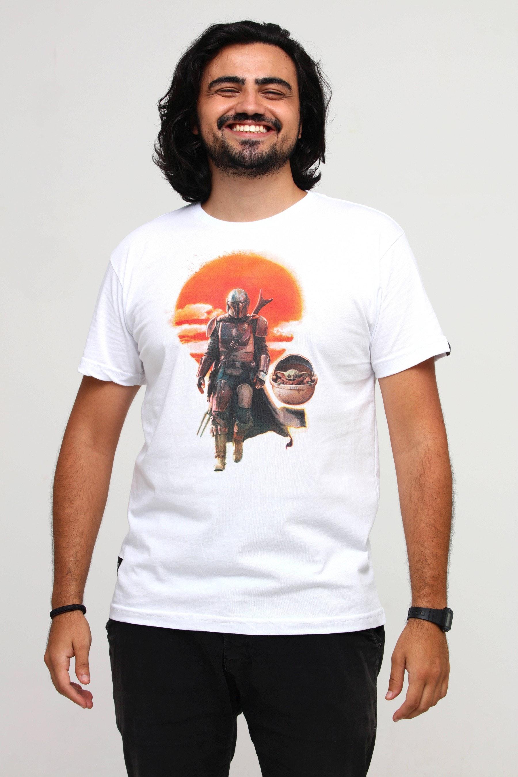 Camiseta Mandalorian Journey
