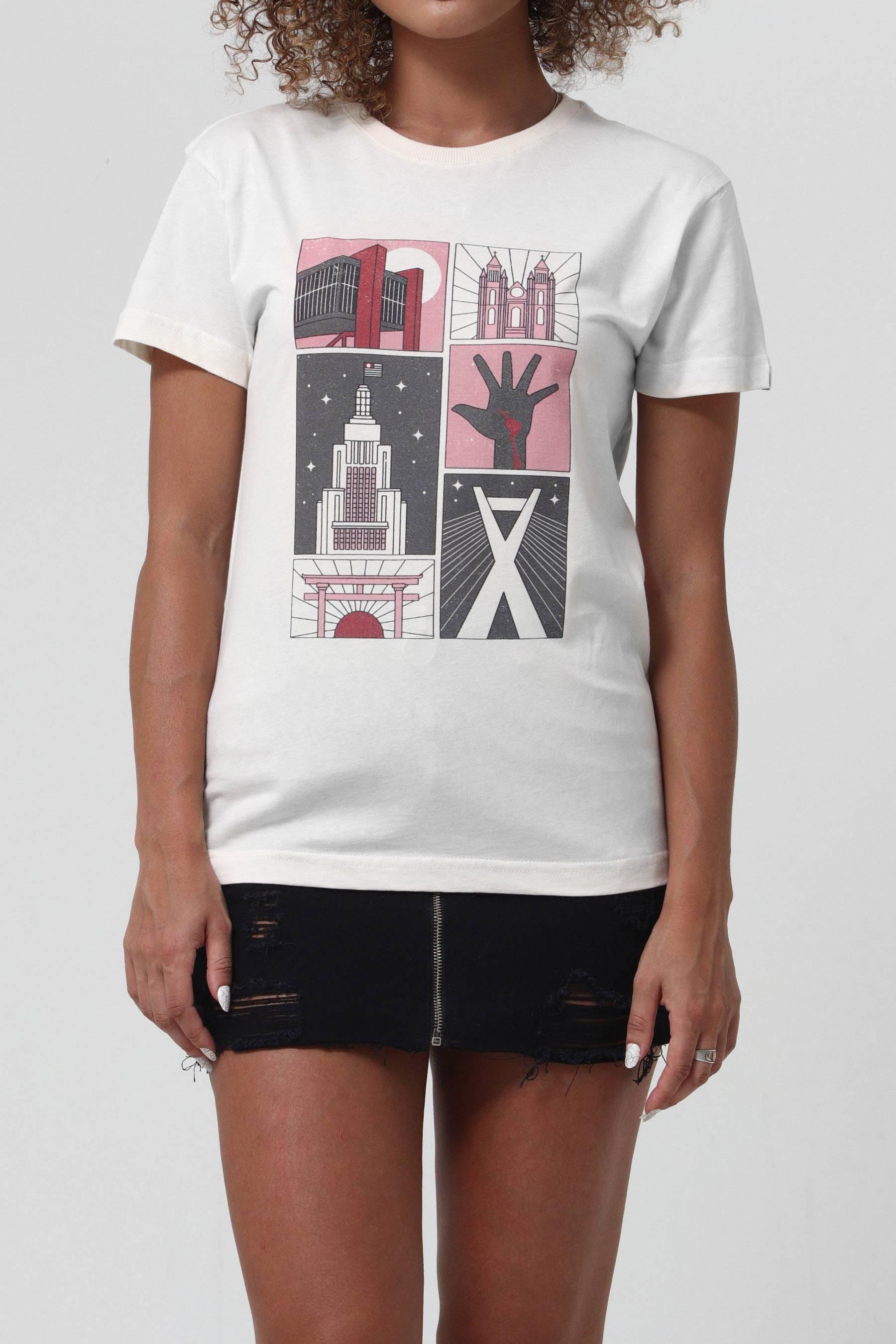 Camiseta Sampa