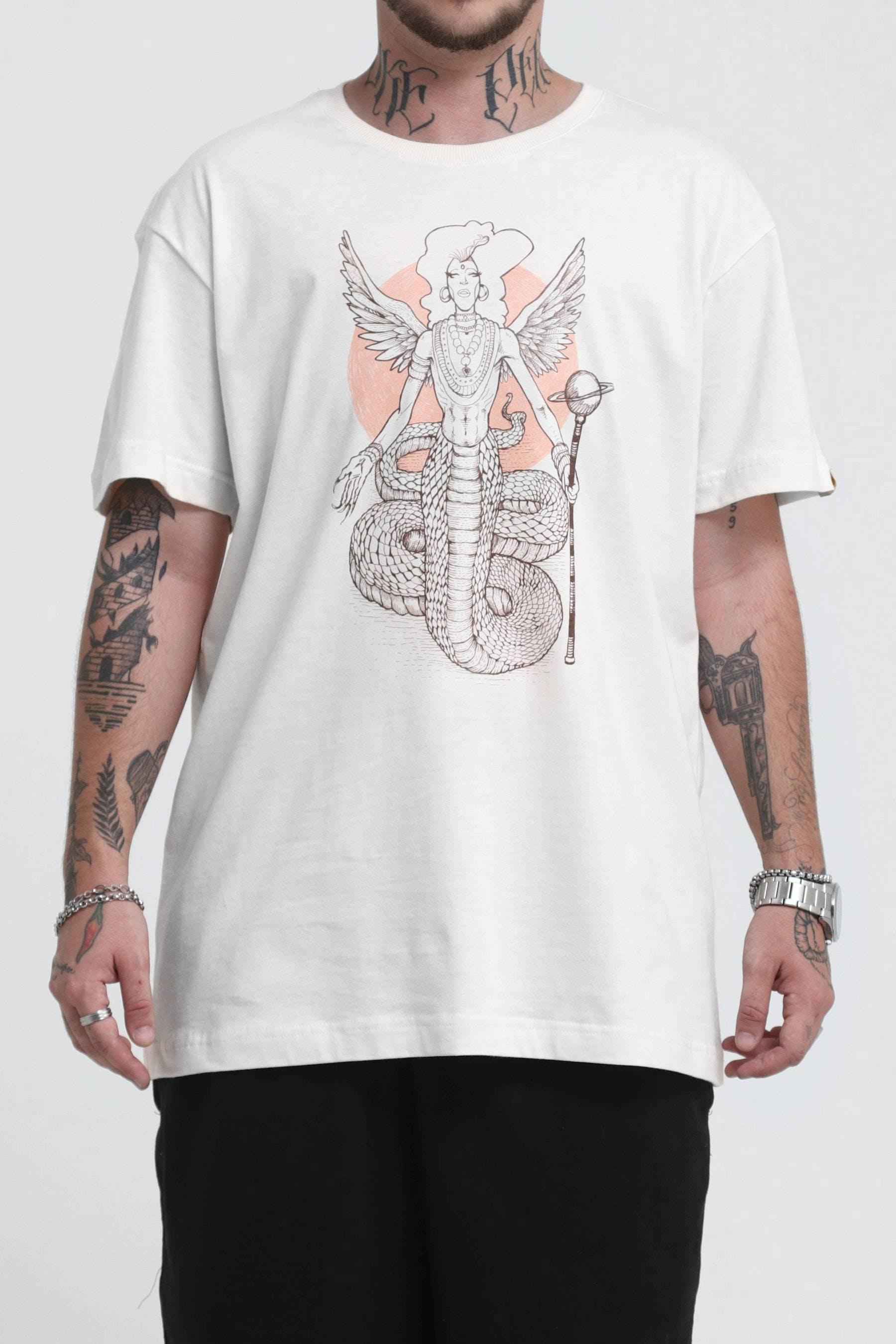 Camiseta Antropomorfismo