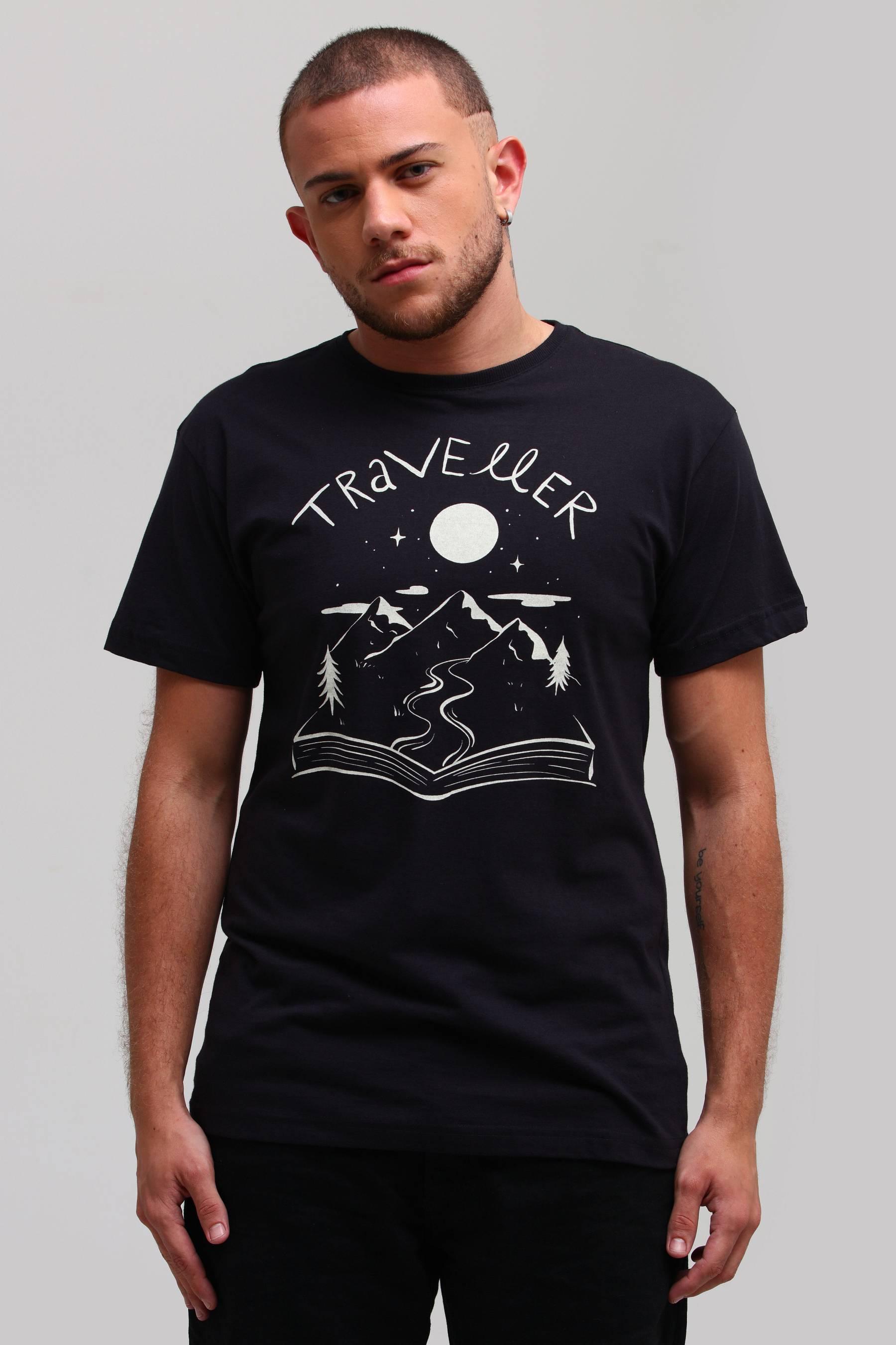 Camiseta Traveller