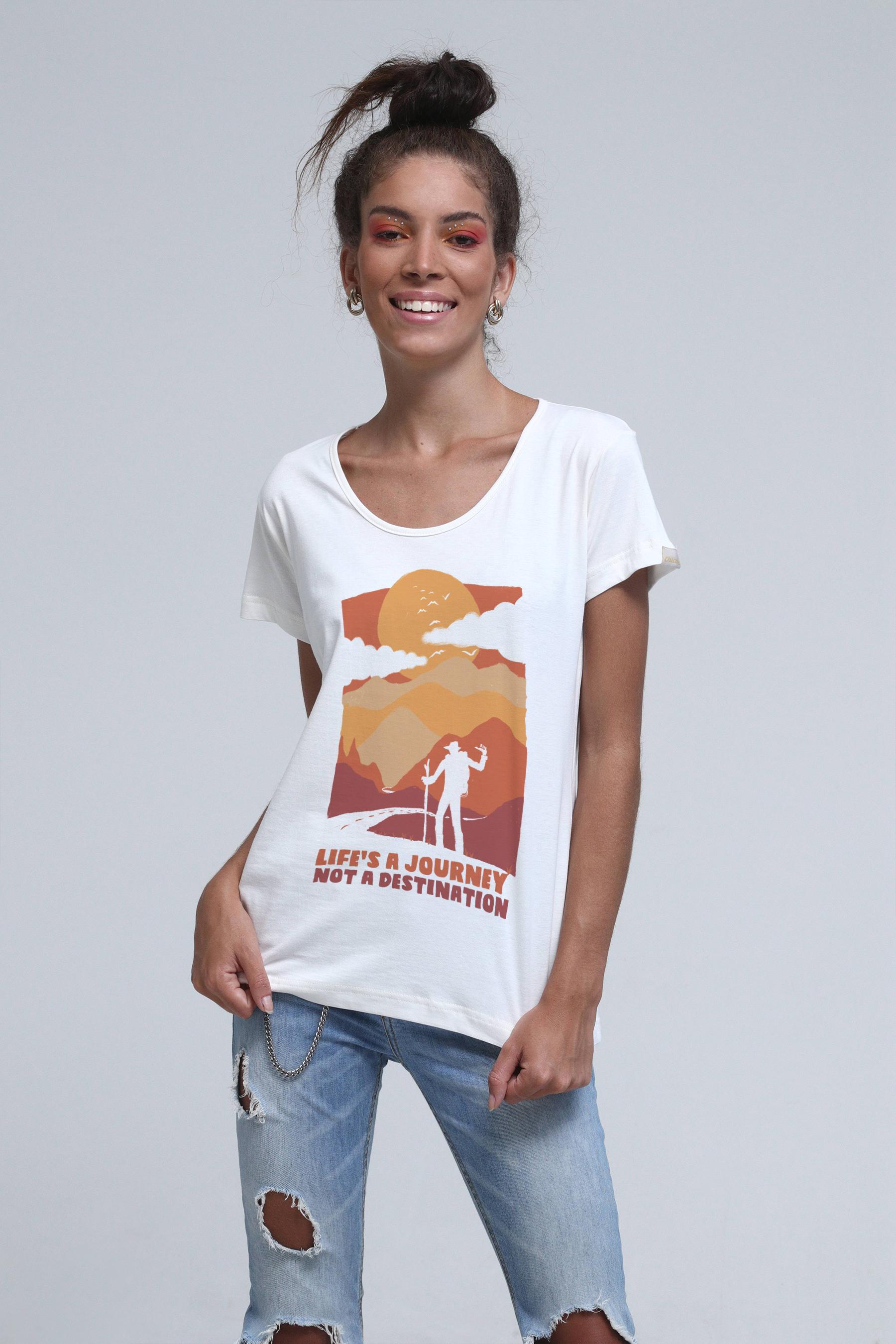 Camiseta Not A Destination