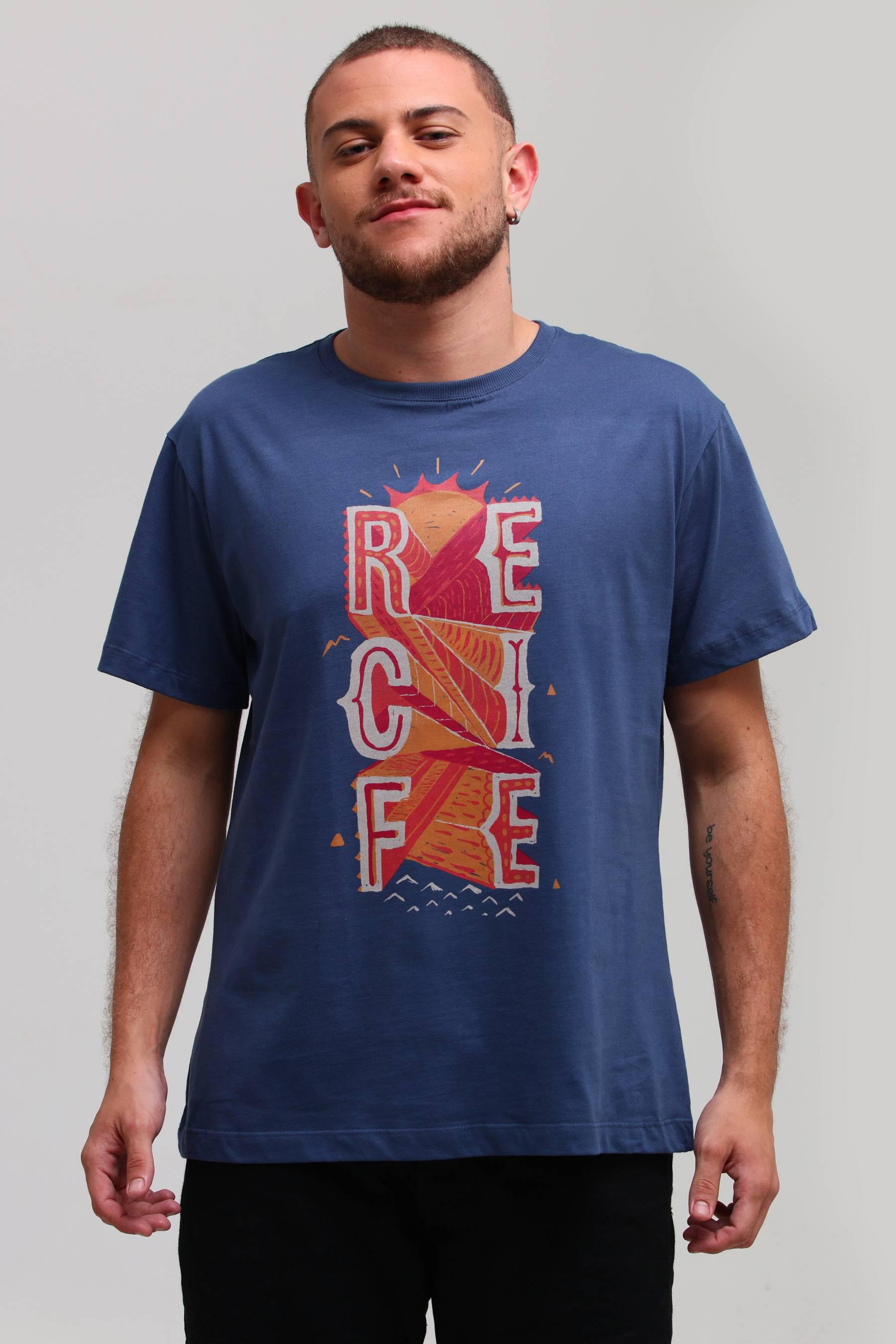 Camiseta RE CI FE