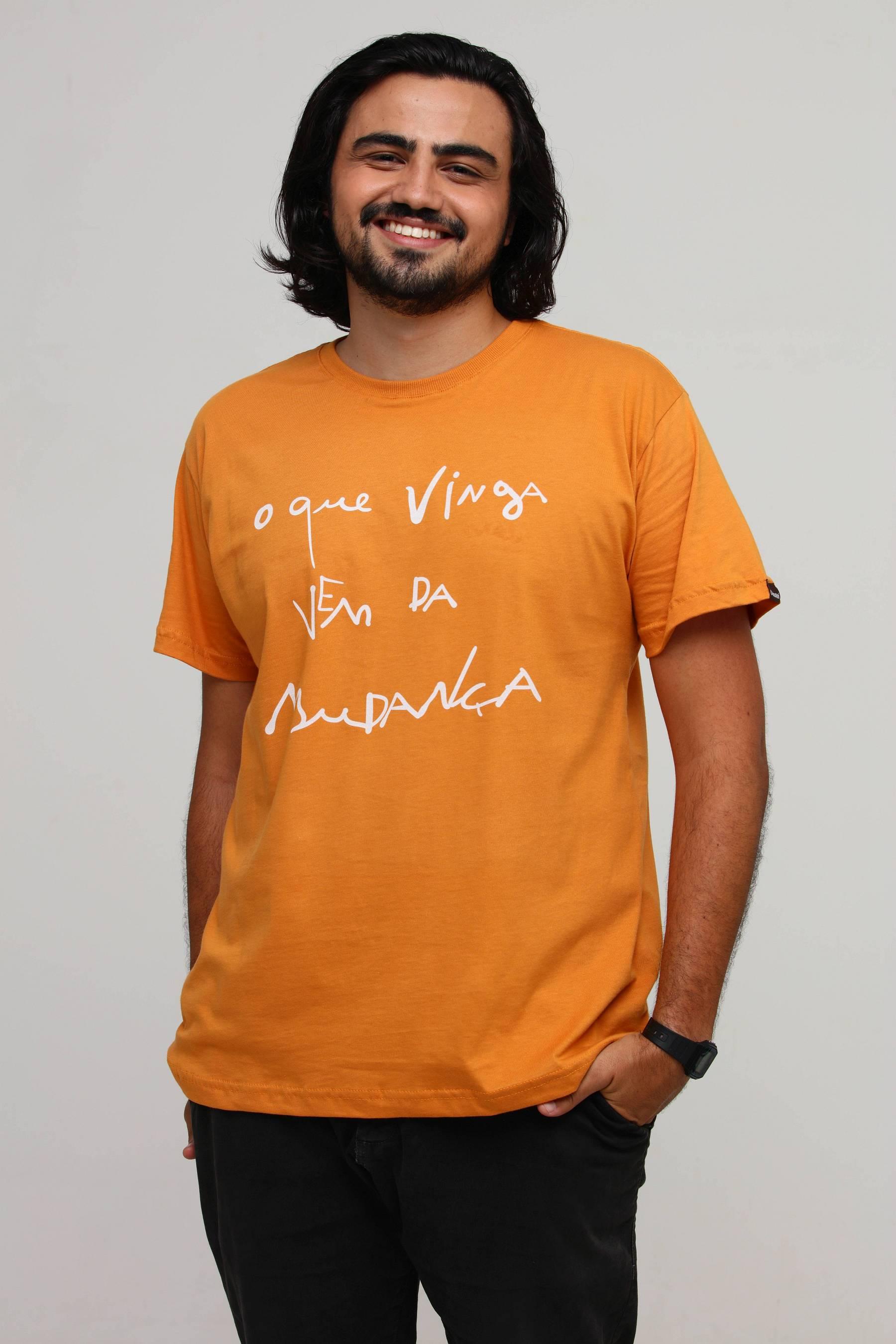 Camiseta O Que Vinga