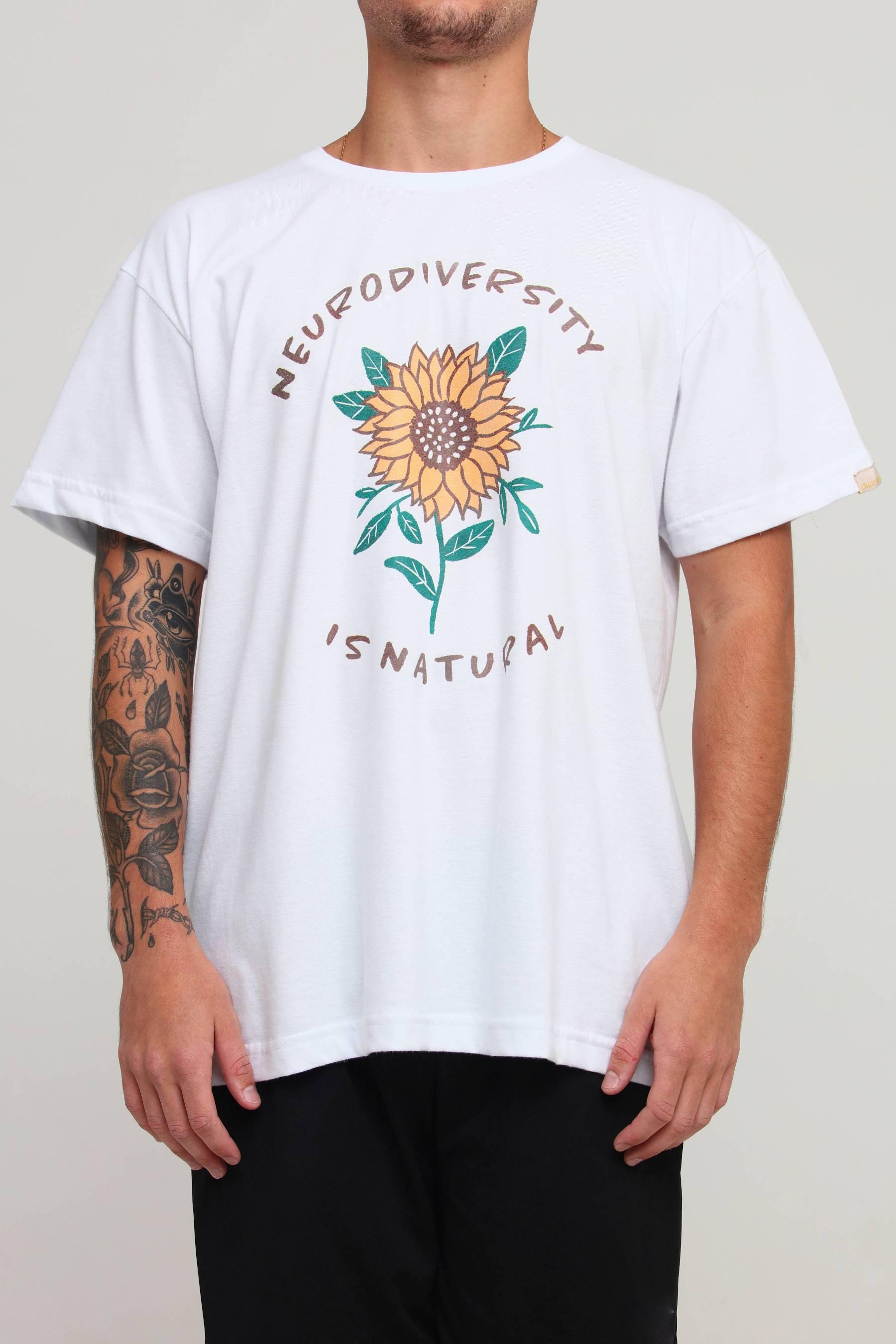 Camiseta Neurodiversity is Natural
