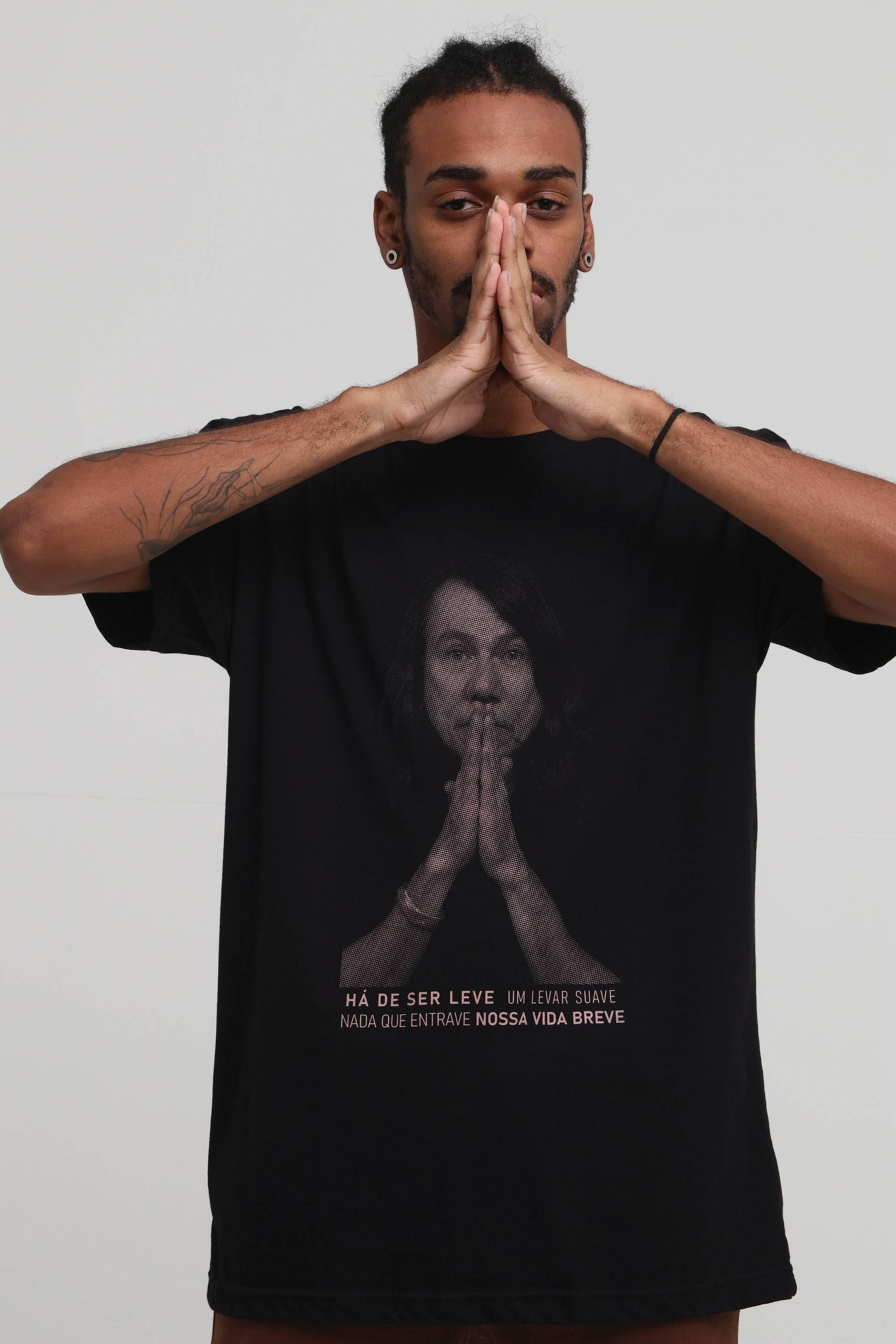 Camiseta Leve e Suave