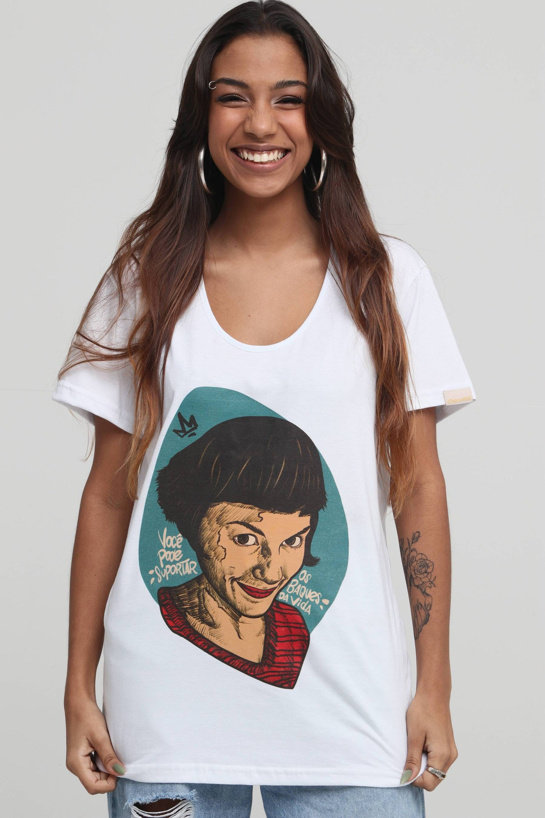 Camiseta Poulain Style