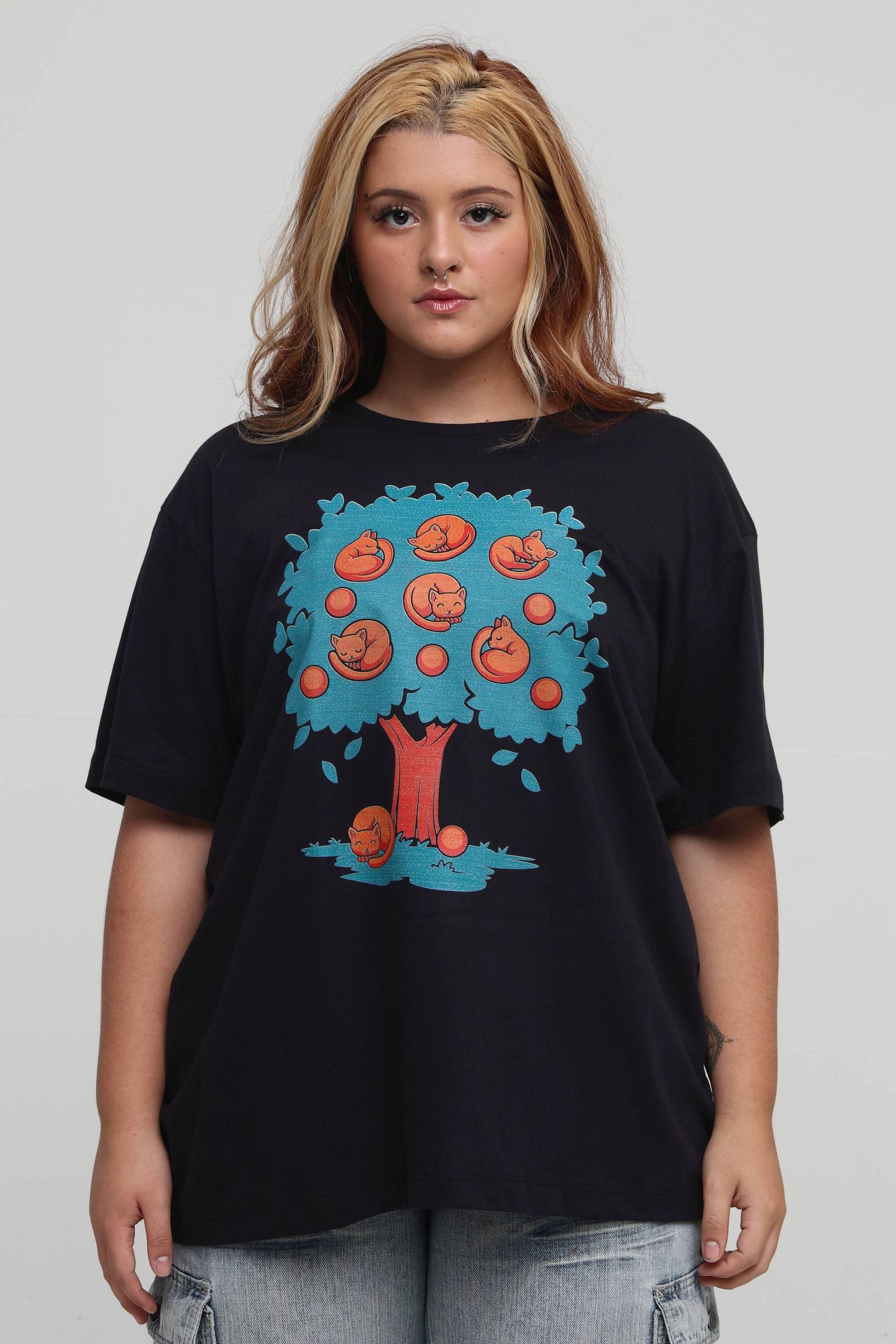 Camiseta Orange Cat