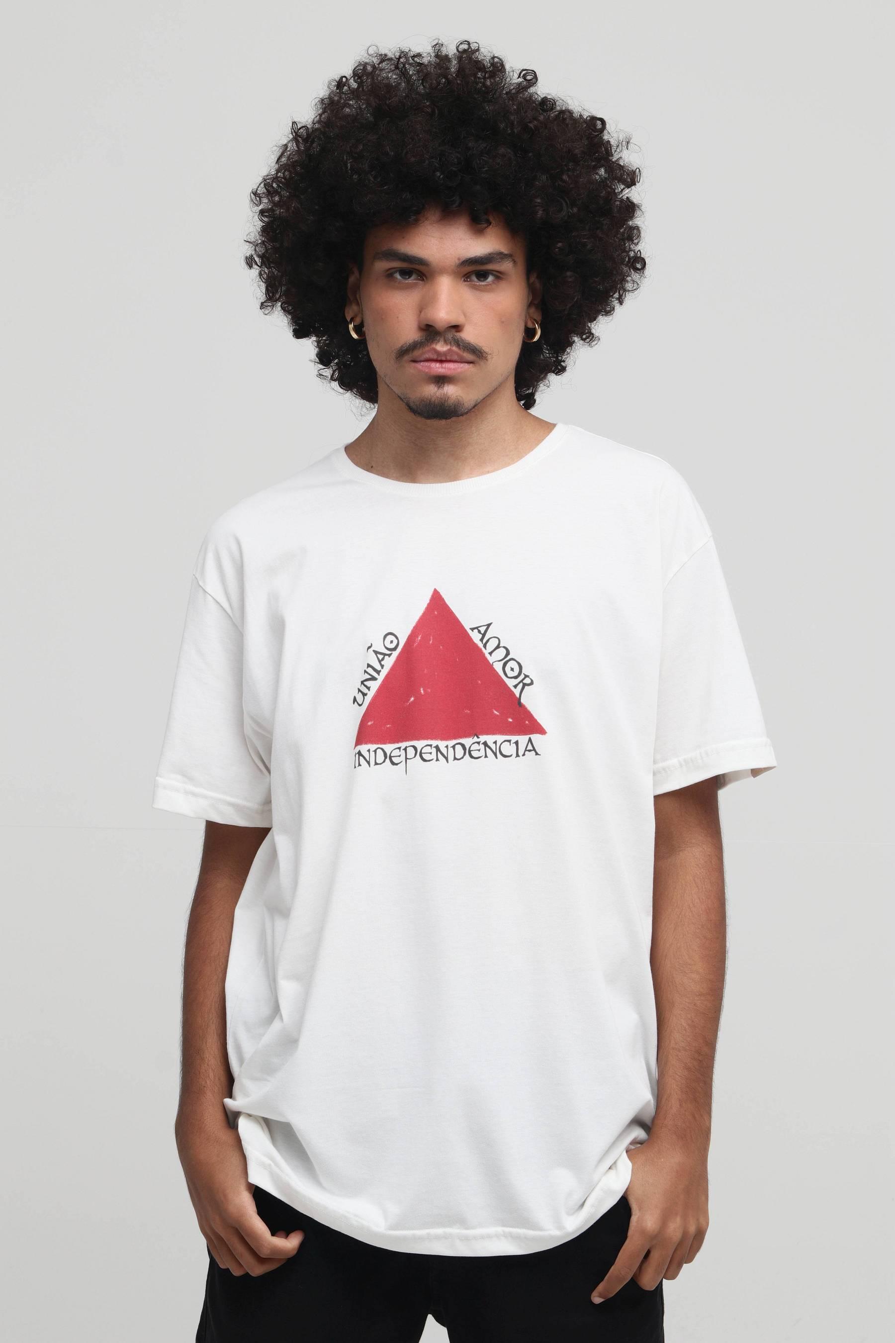 Camiseta União, Amor e Independência