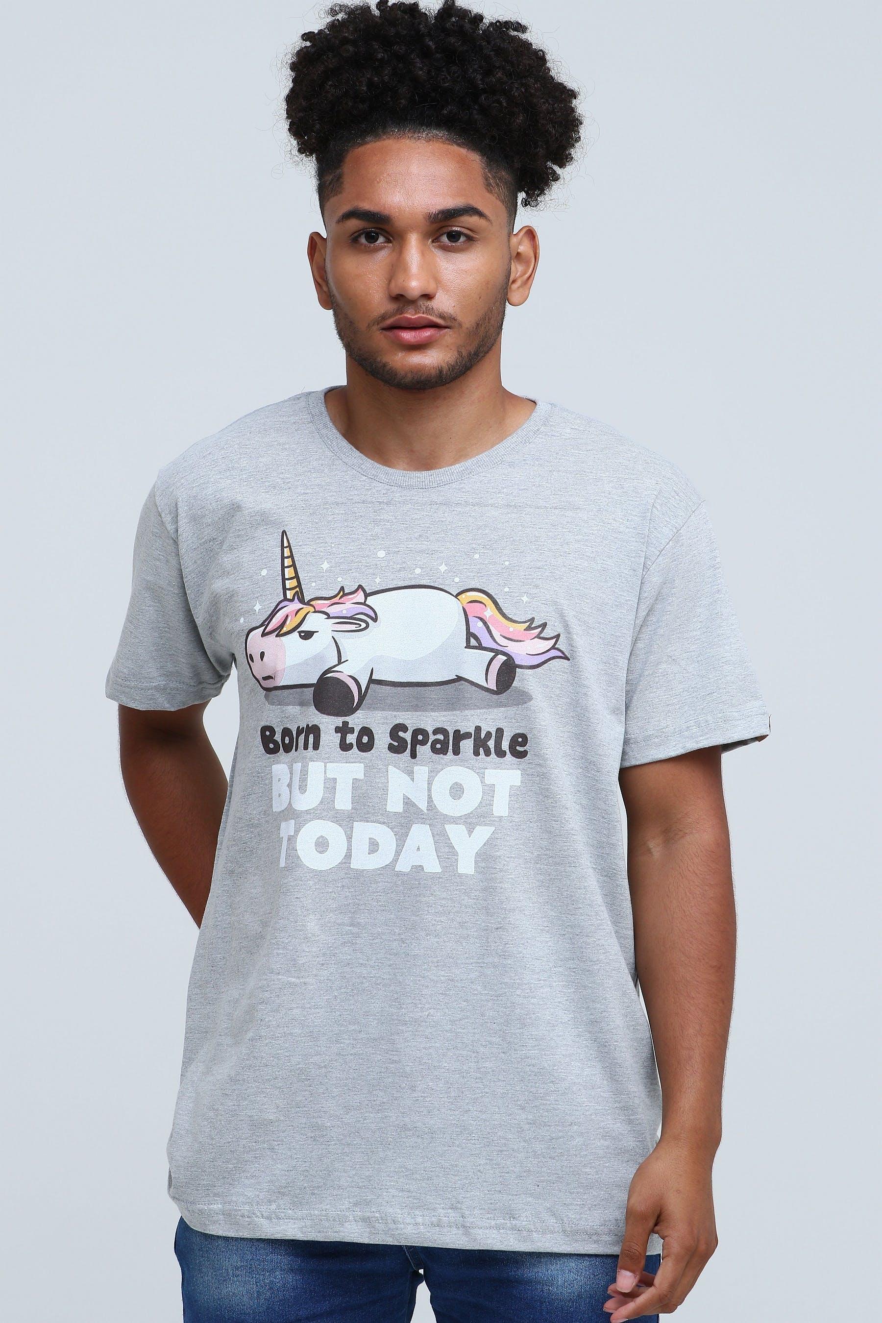 Camiseta Born To Sparkle