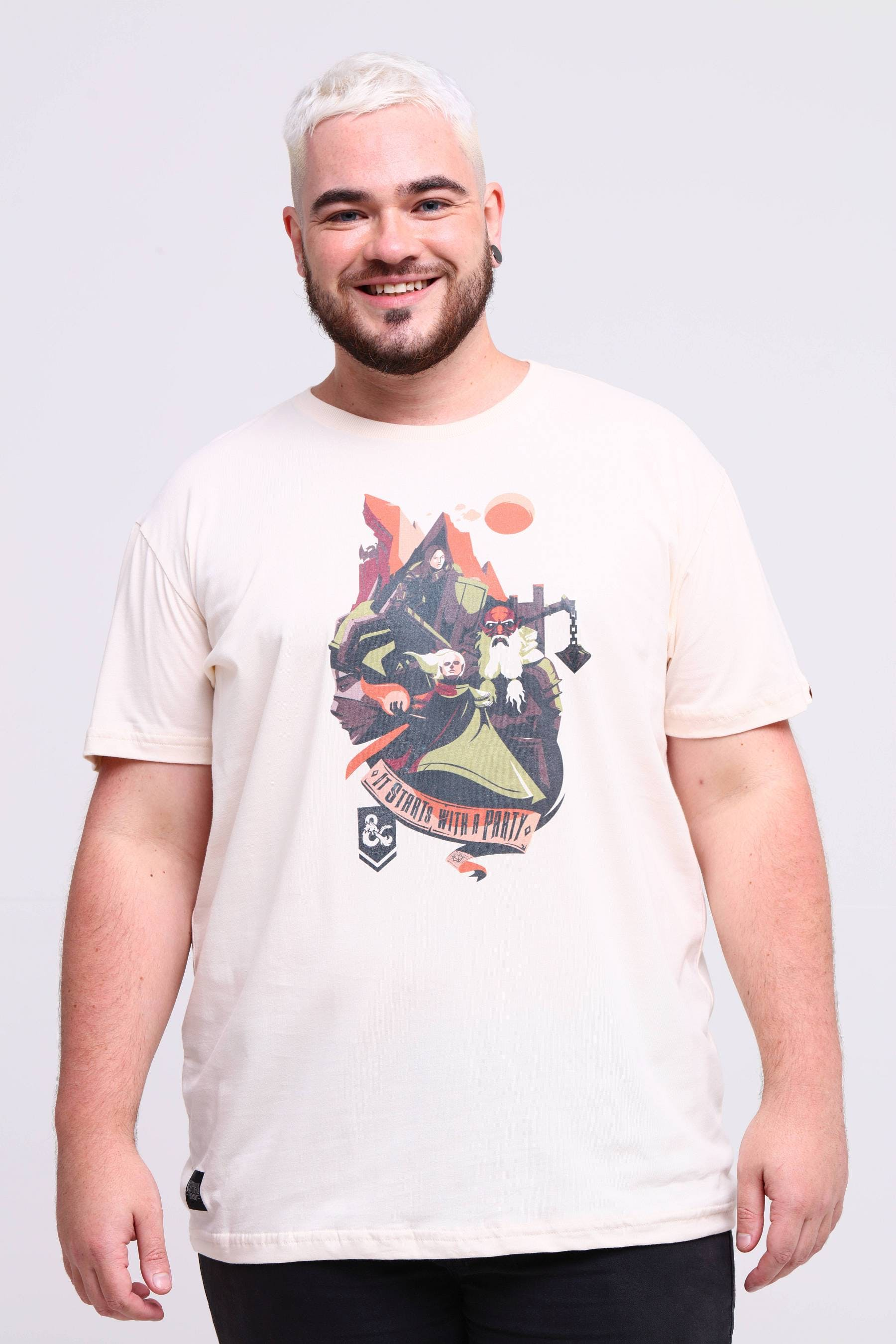 Camiseta The First Challenge