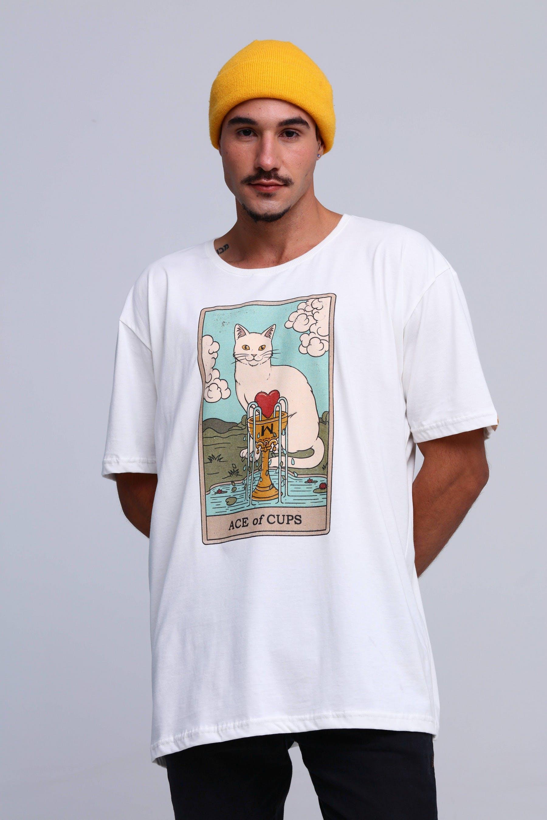 Camiseta Ace of Cups