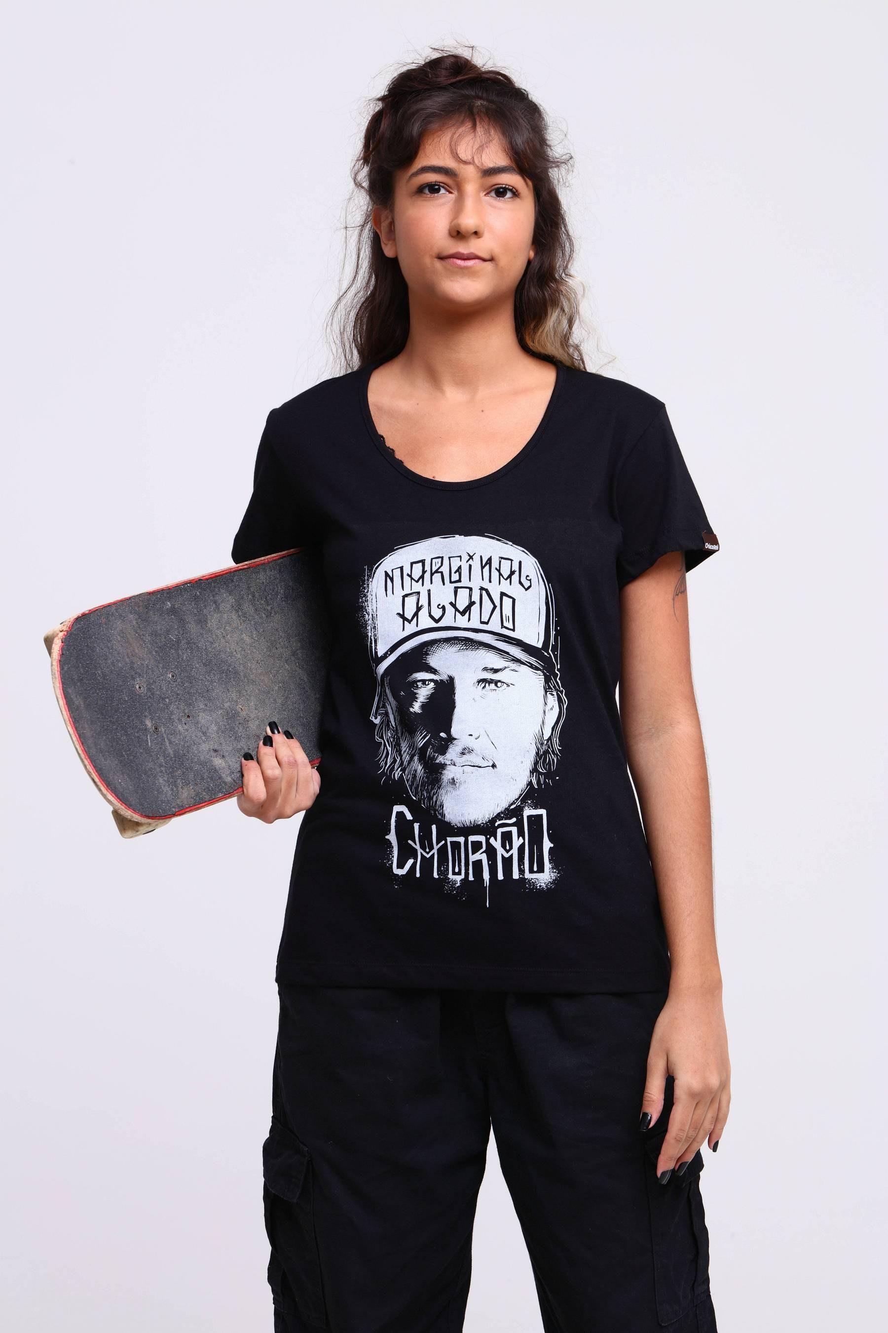 Camiseta Marginal Alado