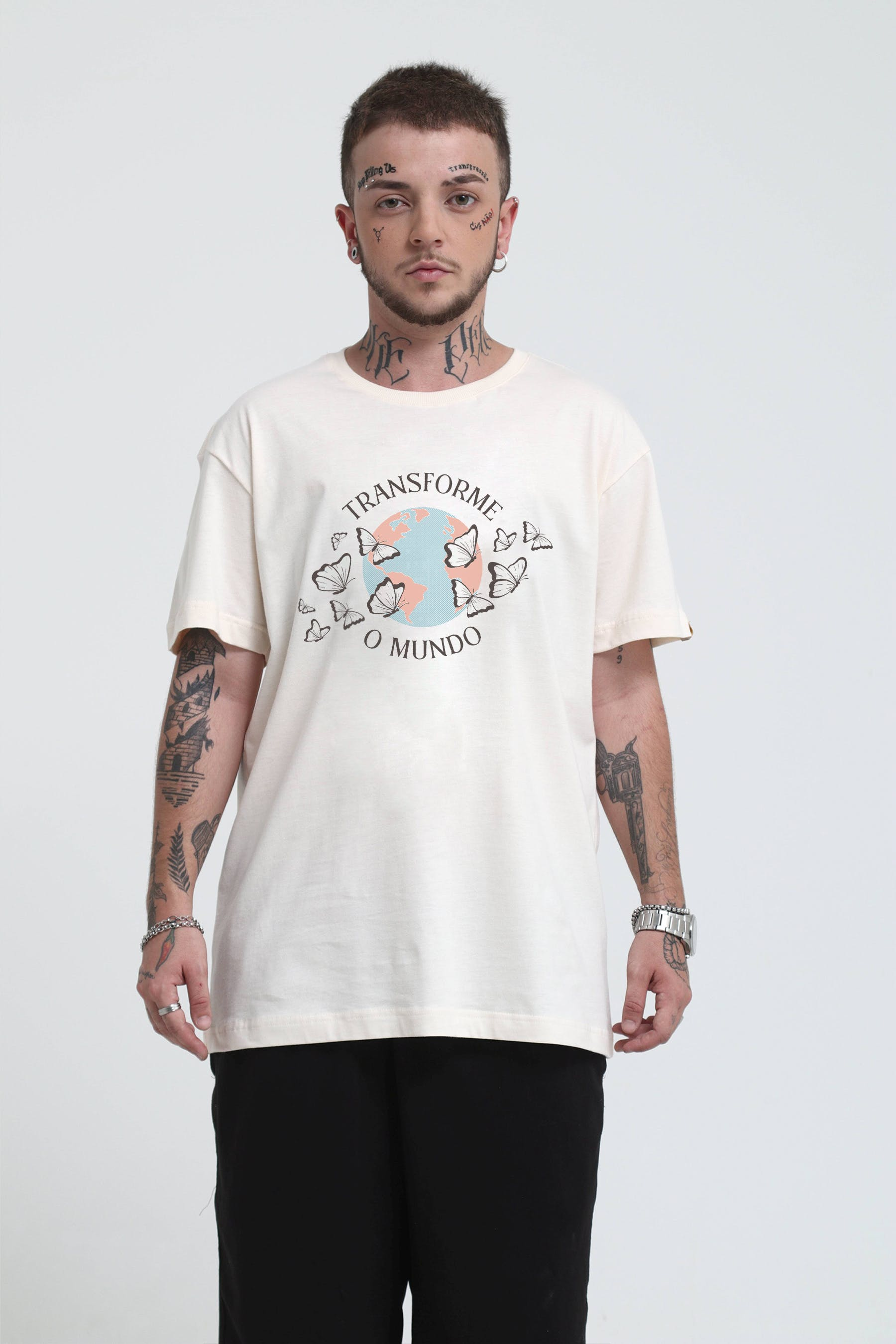 Camiseta Transforme