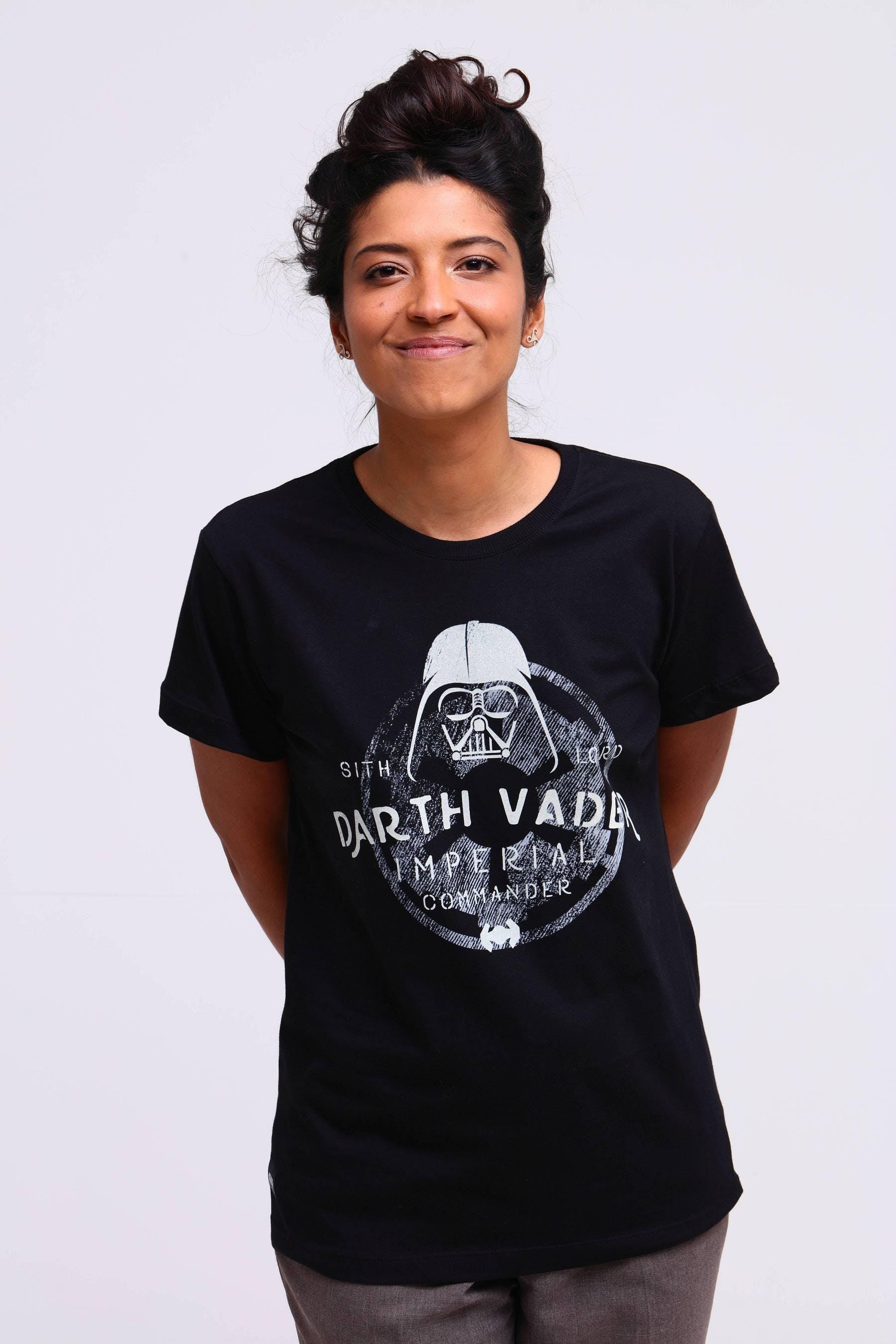 Camiseta Comandante Vader