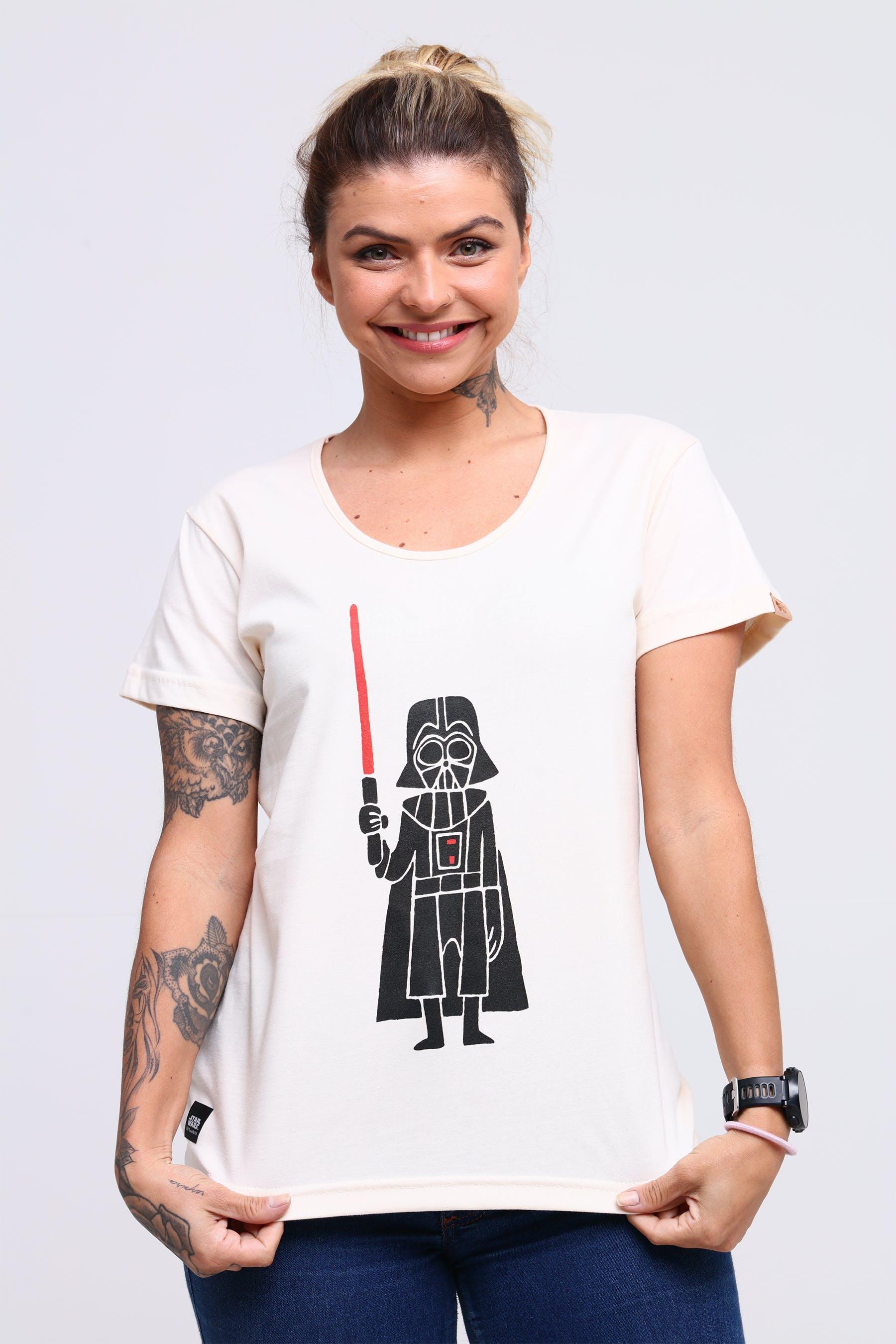 Camiseta Ameaça Sith