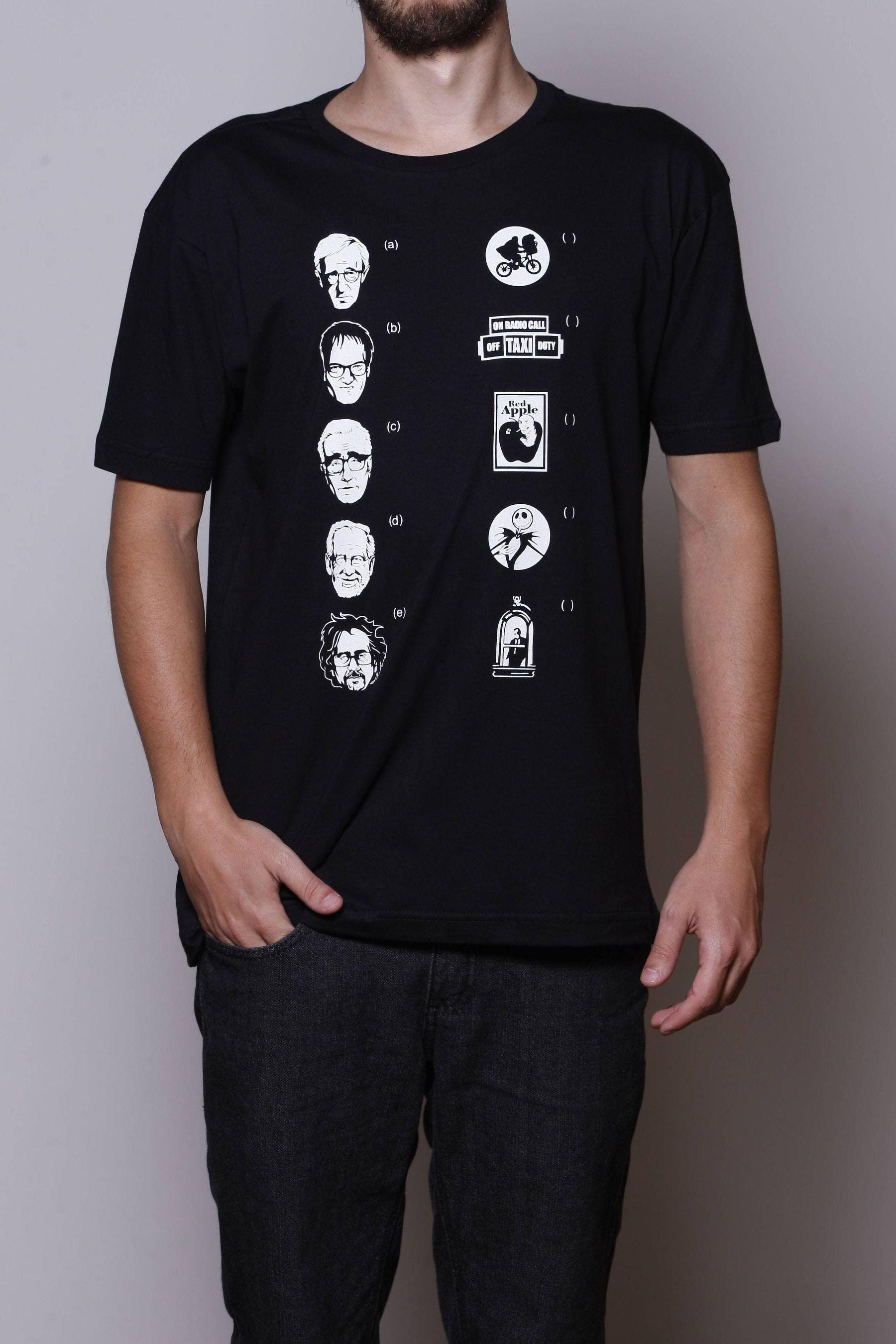Camiseta Cinepedia