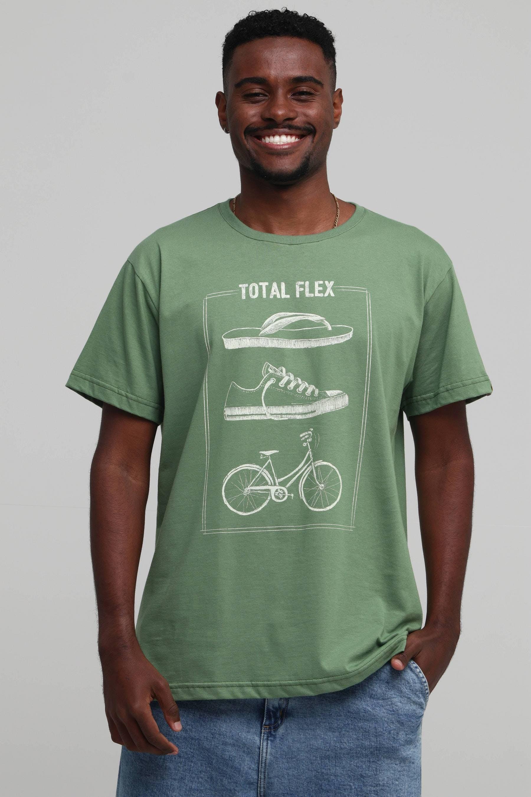 Camiseta Total Flex